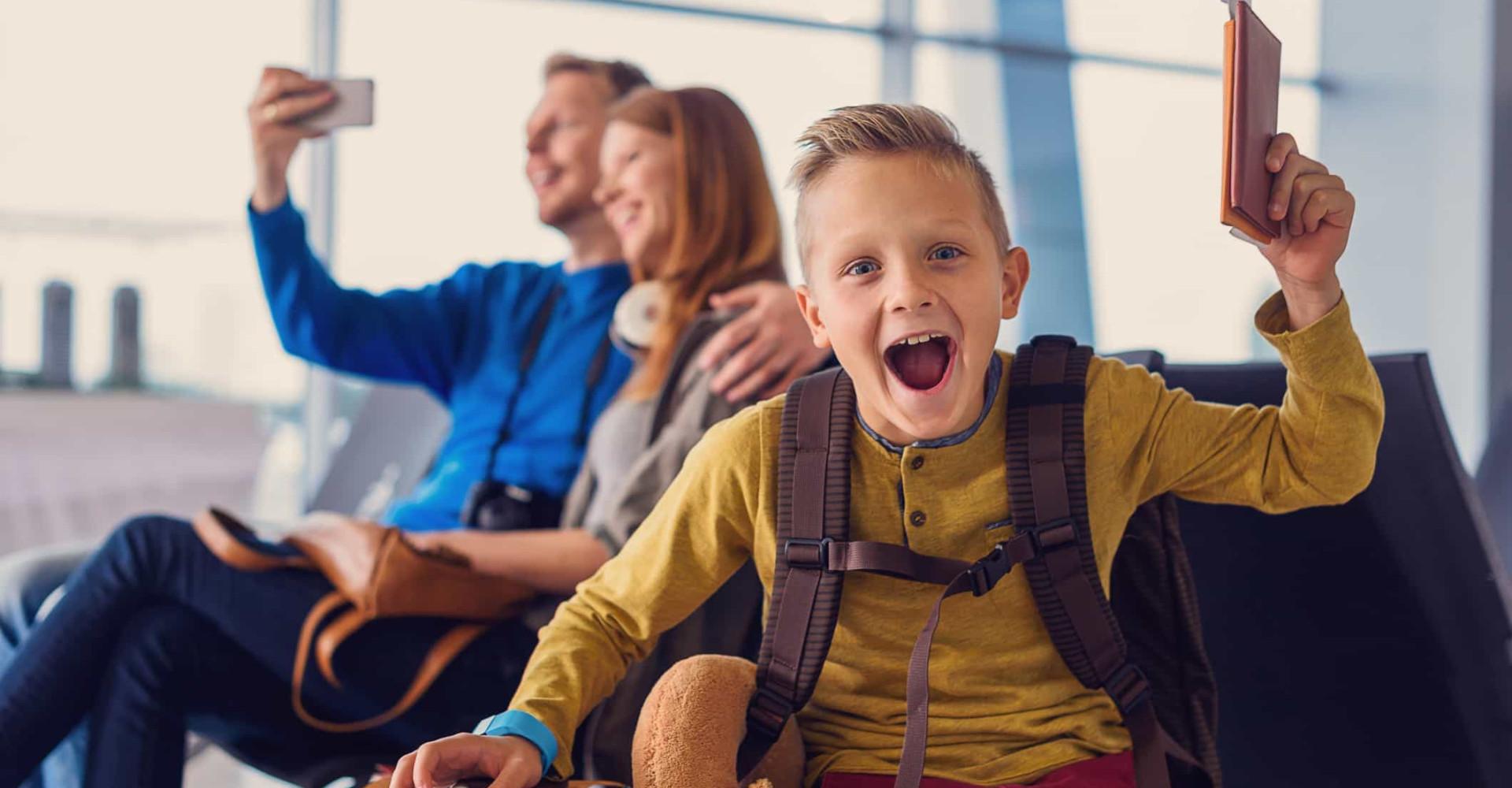 30 trucos para que viajar con niños no se convierta en una pesadilla