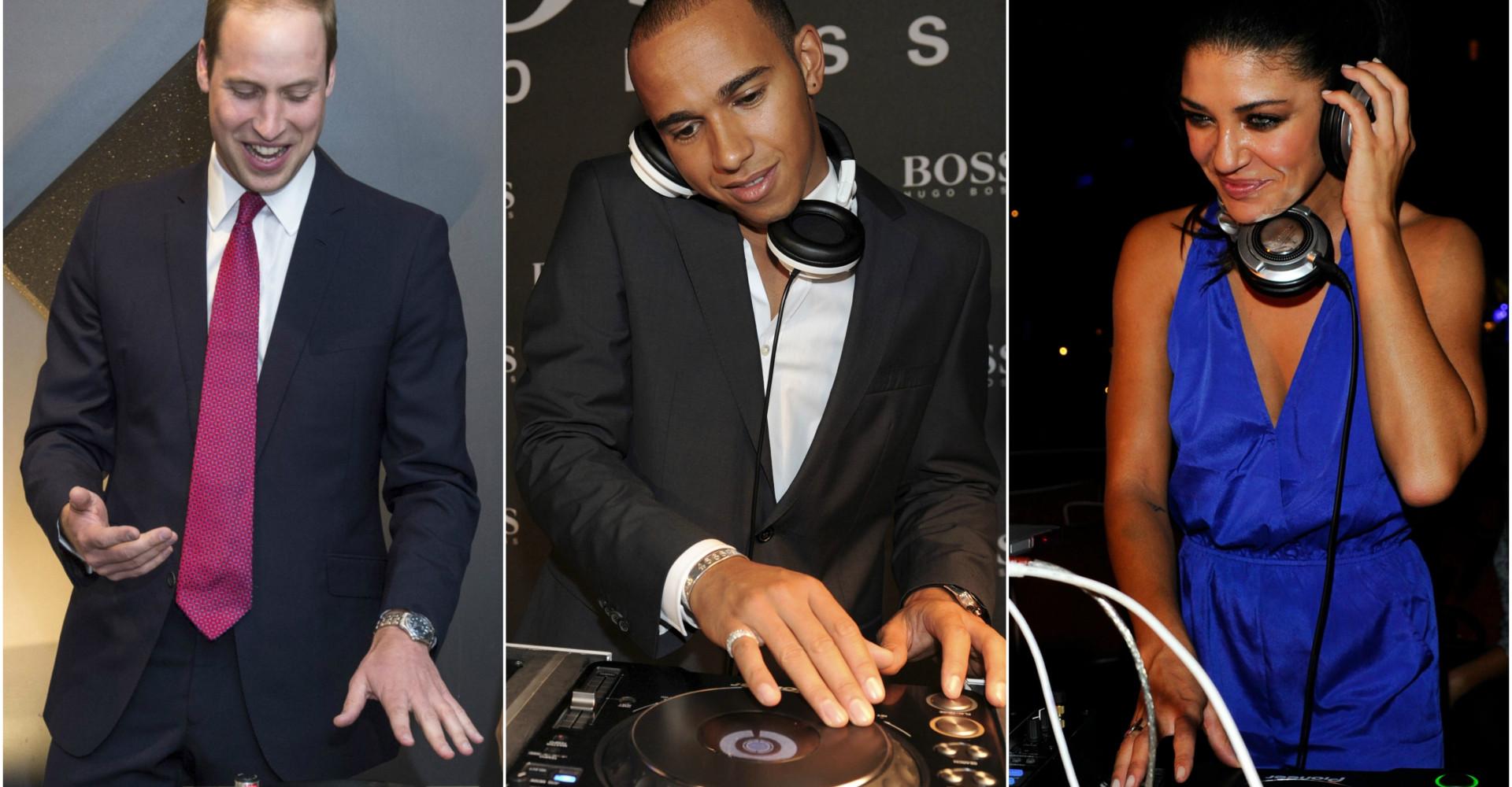 Relembre famosos que já atacaram de DJ