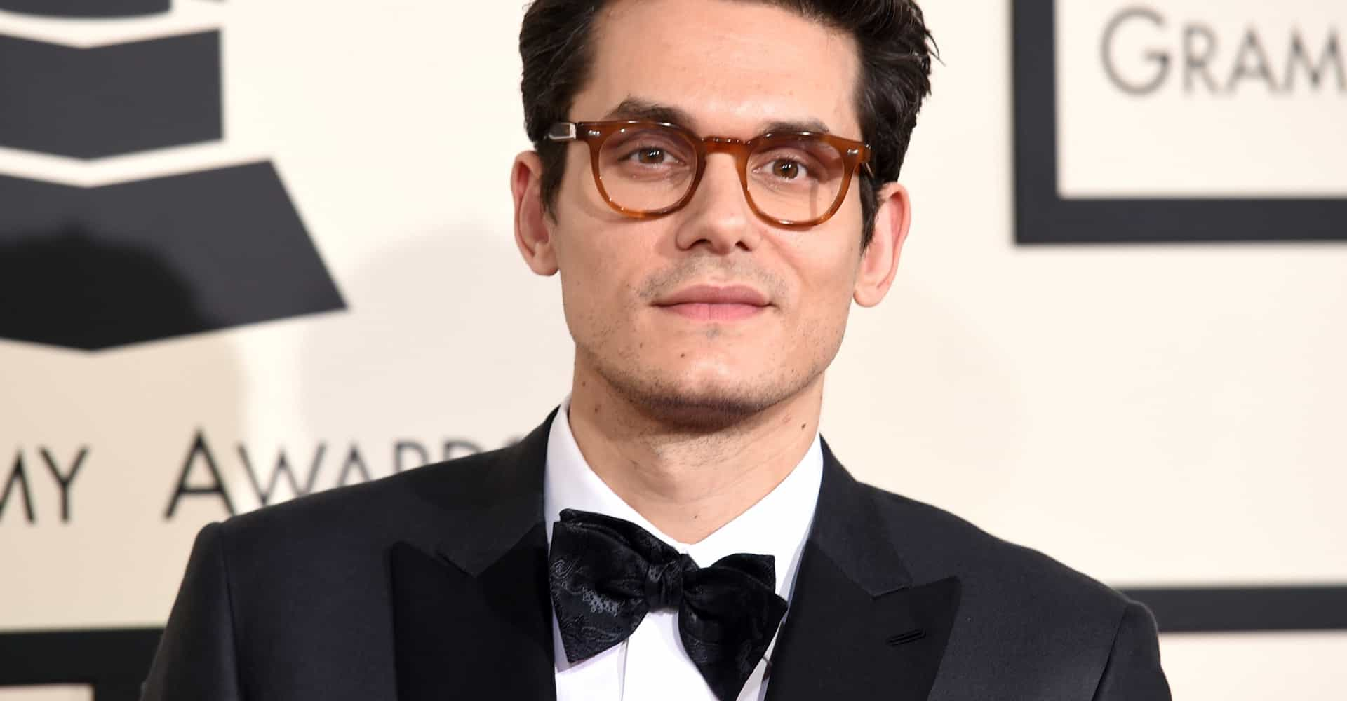John Mayer's secret to wrinkle-free skin is never loving anybody