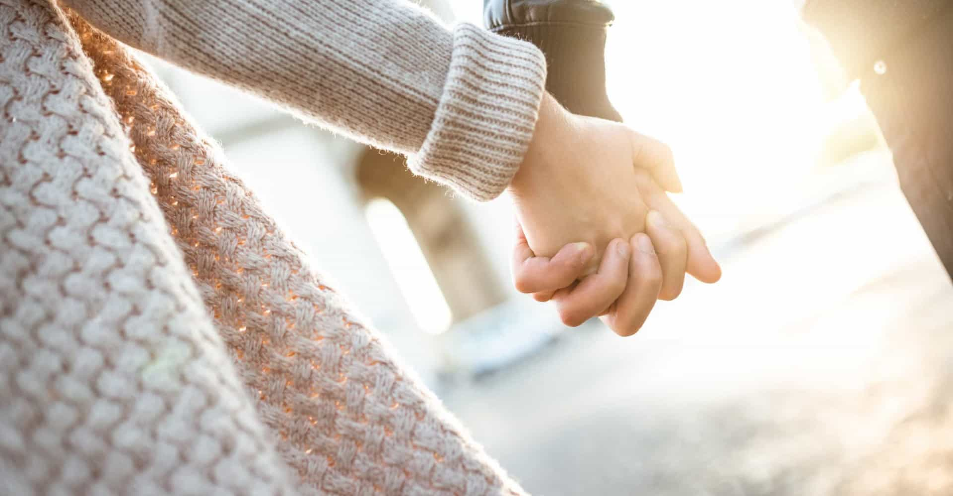 Seven signs that you're in a happy relationship