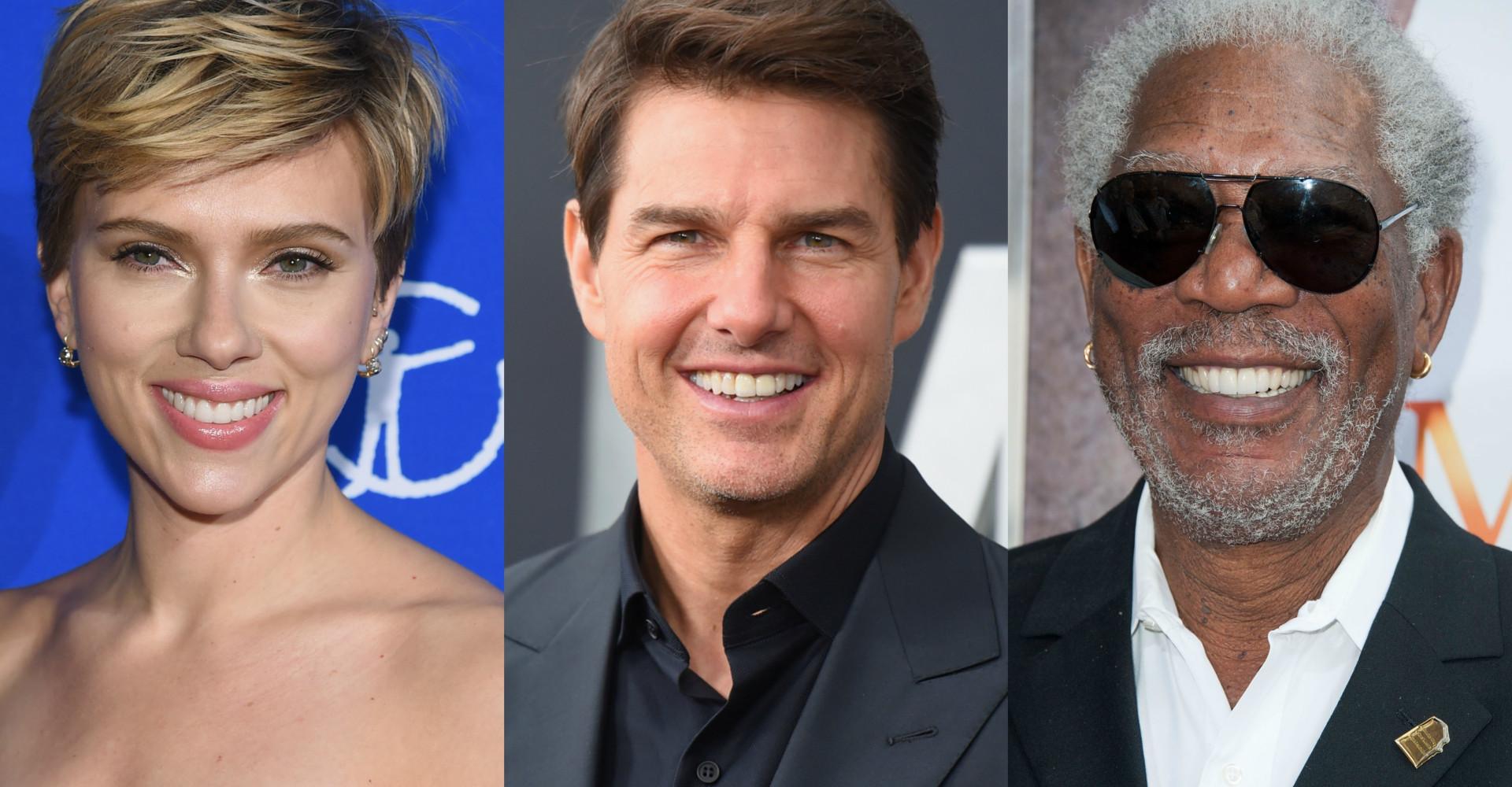 De meest winstgevende Hollywood-sterren aller tijden