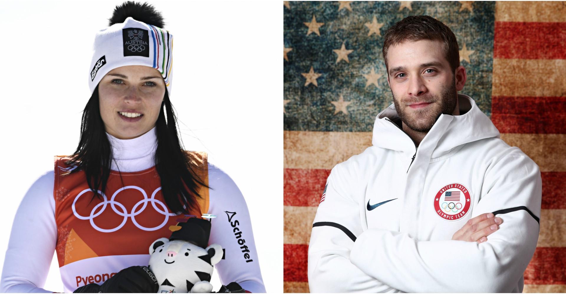 De allerknapste atleten van de Olympische Winterspelen