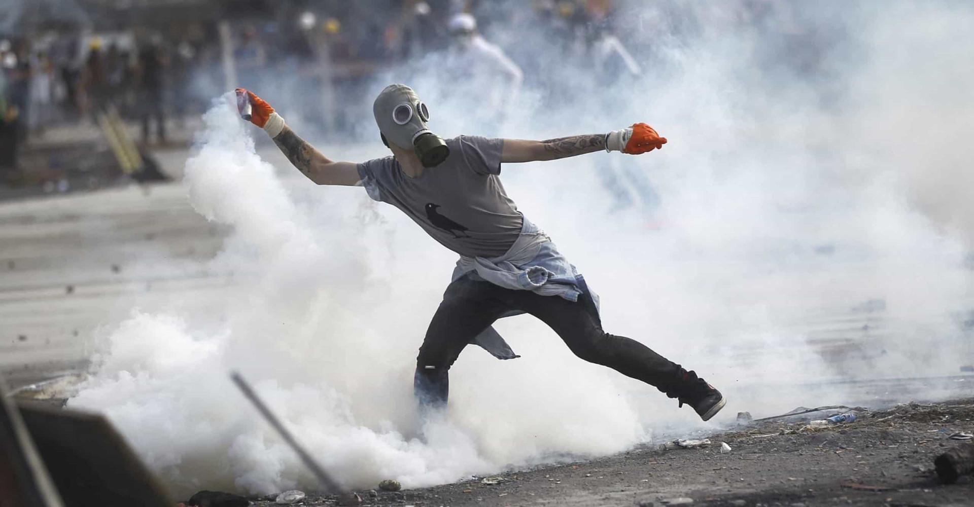 Rellen in Nederland: Toen ging het helemaal mis