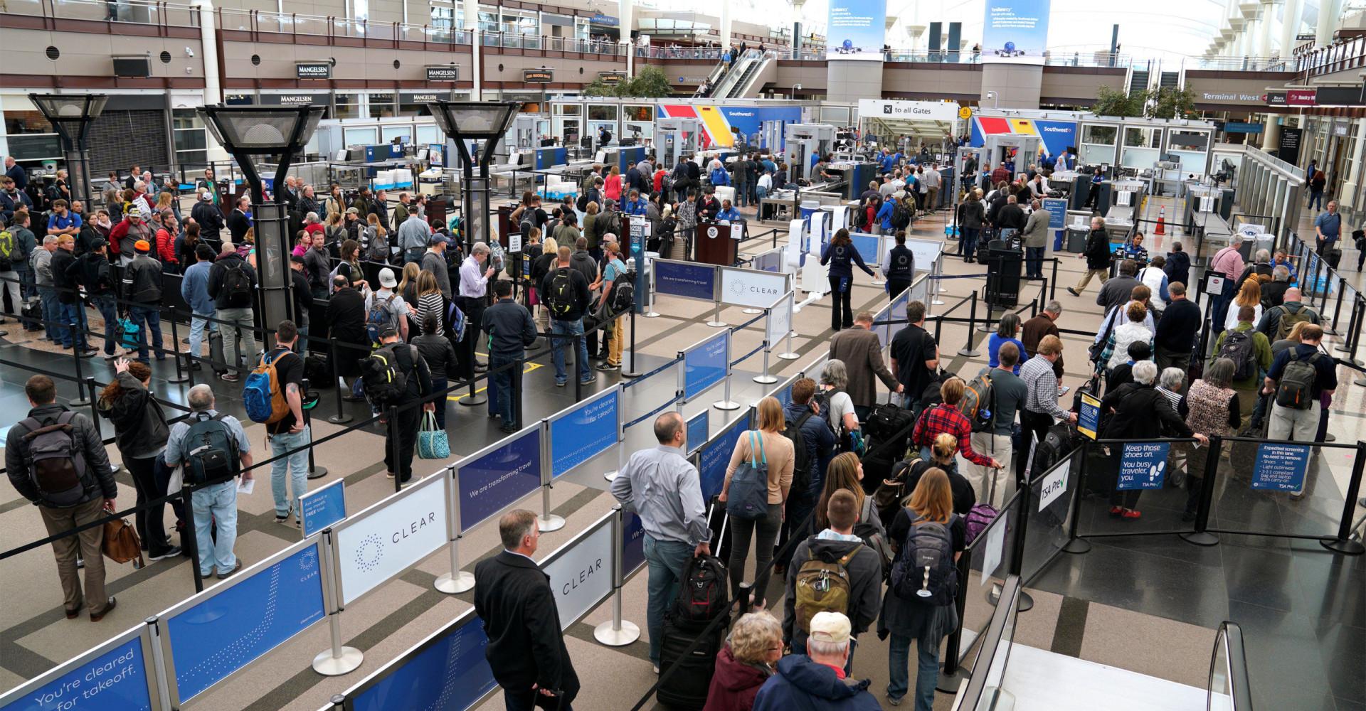 Top 30 des aéroports les plus fréquentés du monde