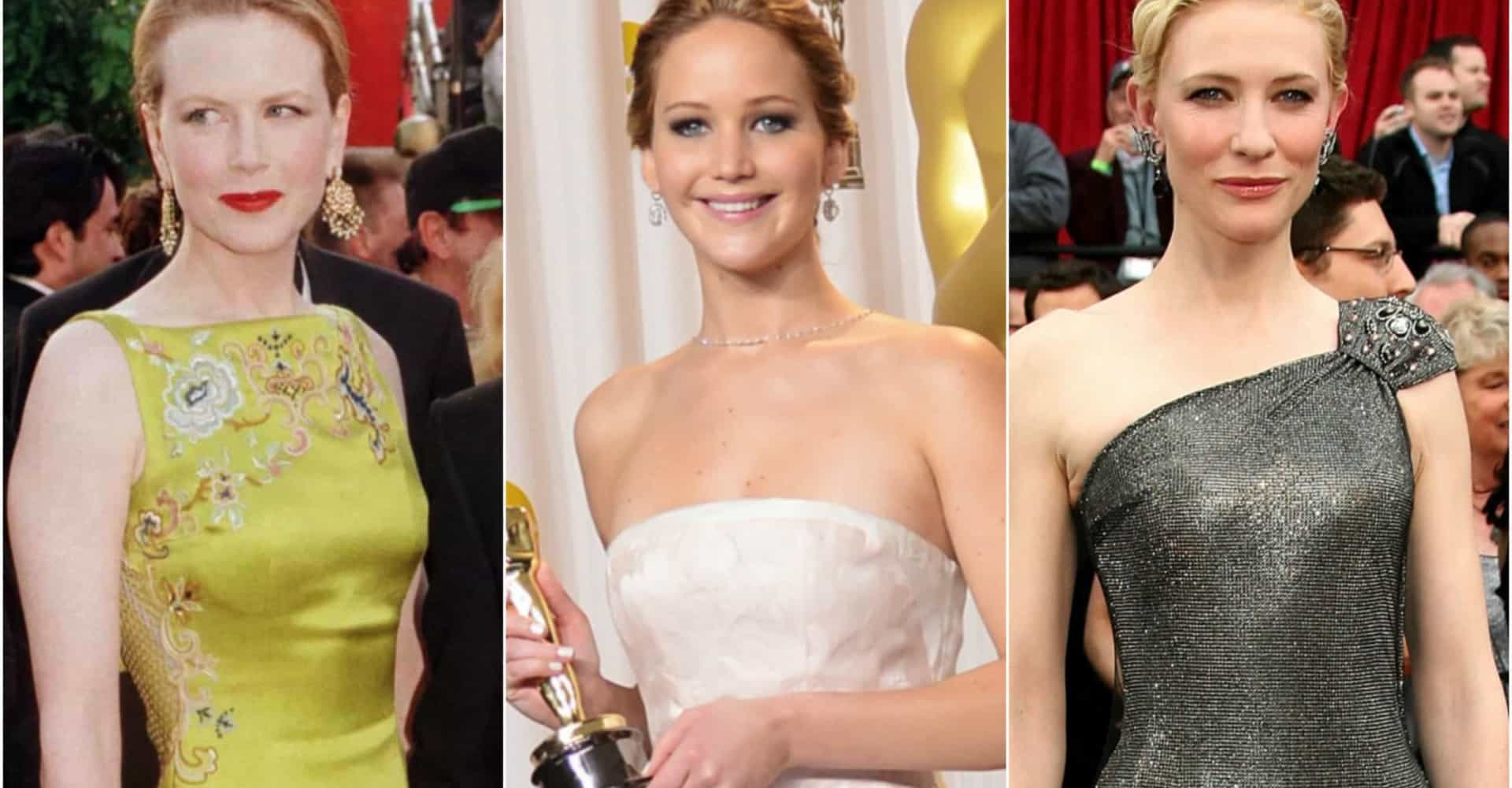 The most expensive Oscar dresses of all time