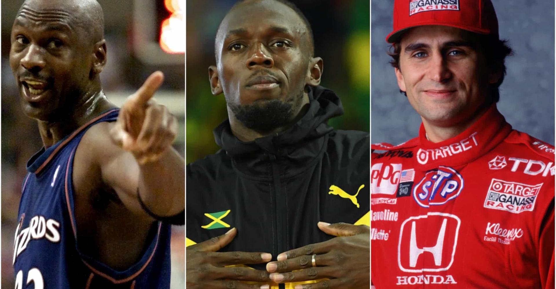 Berühmte Stars, die den Sport gewechselt haben