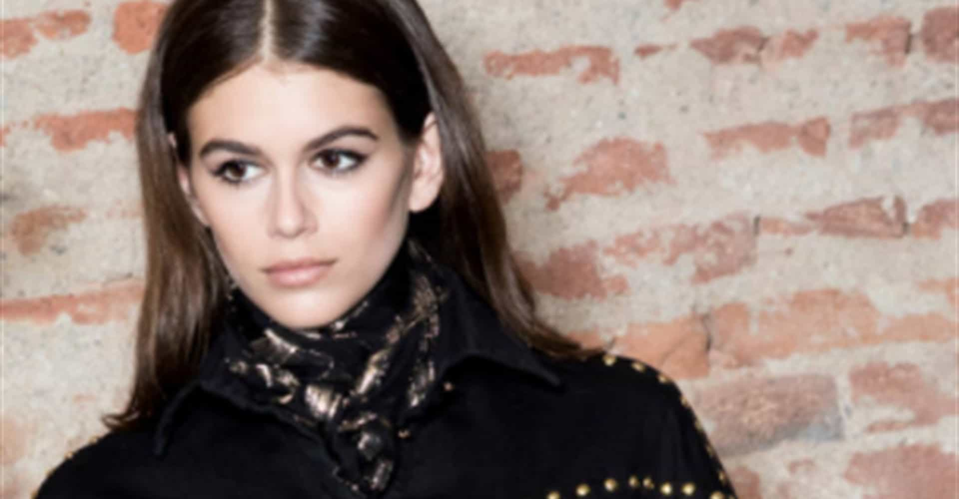 Kaia Gerber: the style of Cindy Crawford's daughter