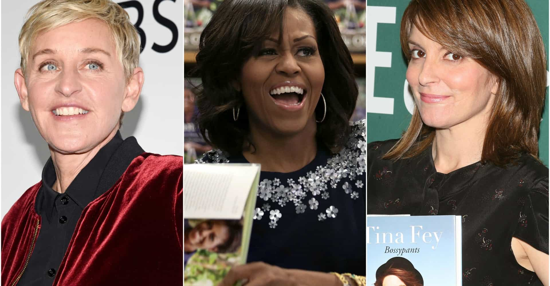Stars' memoirs: celebs who have published autobiographies