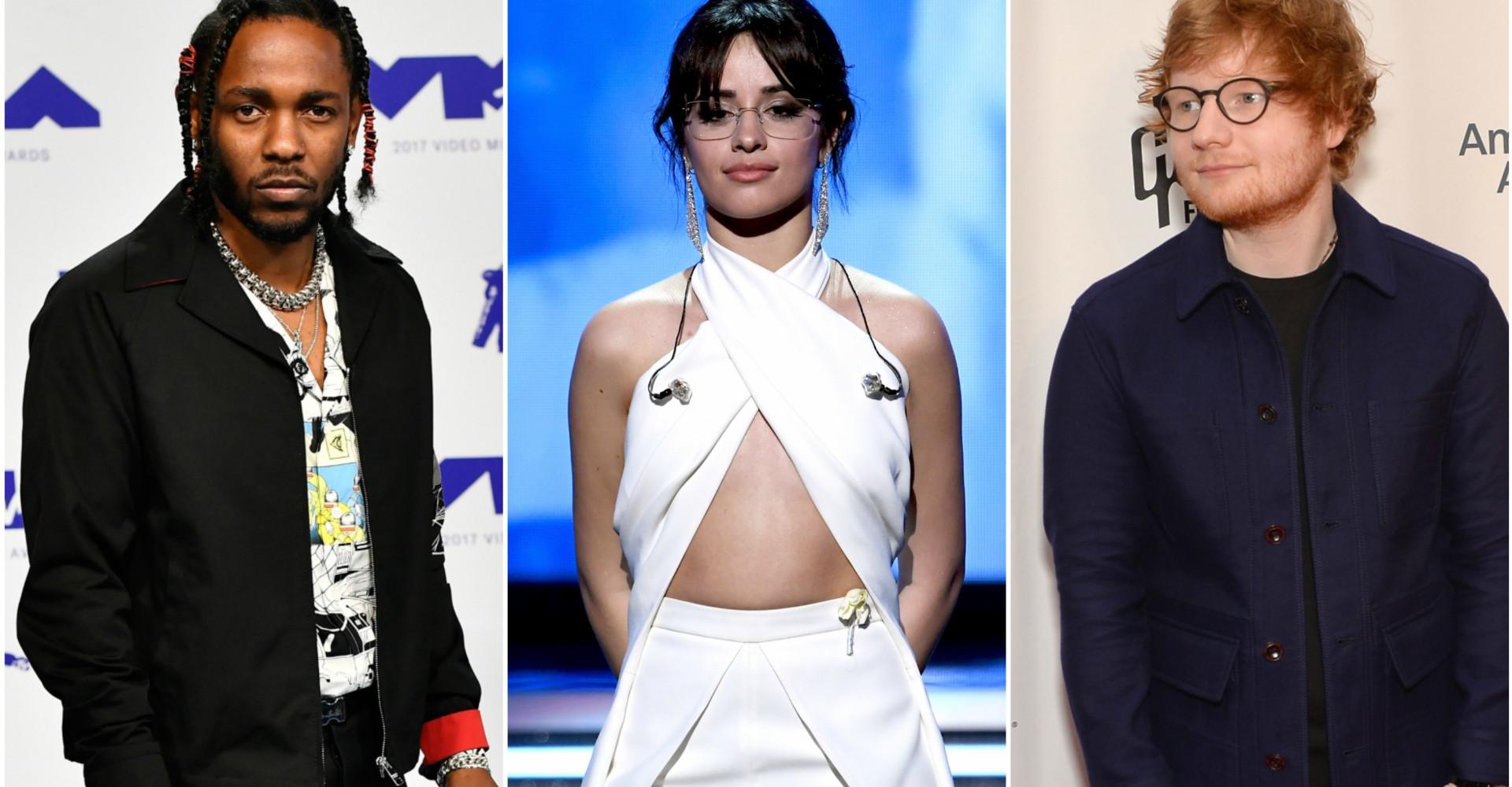 Camila Cabello, Kendrick Lamar und Co: Diese Weltstars touren 2018 in Deutschland
