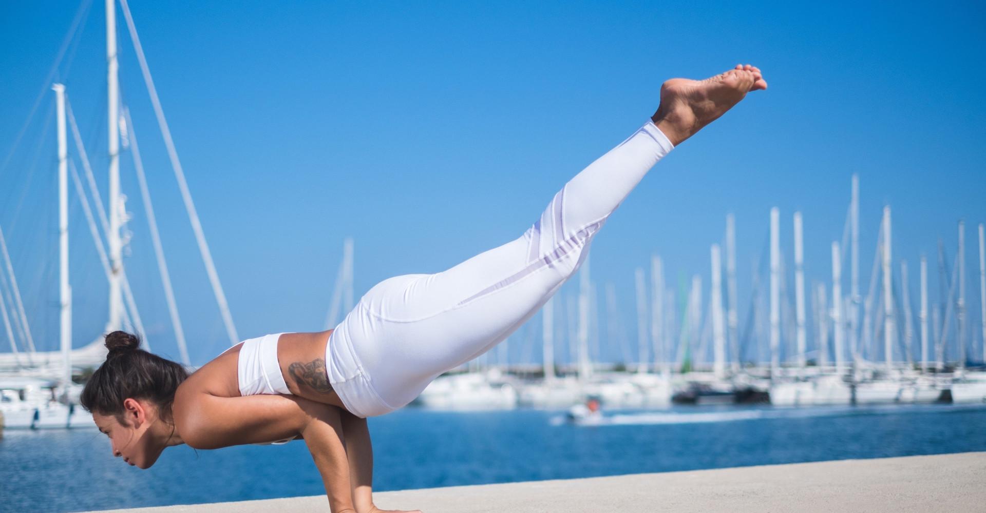 Wist je dat deze BN'ers aan yoga doen?