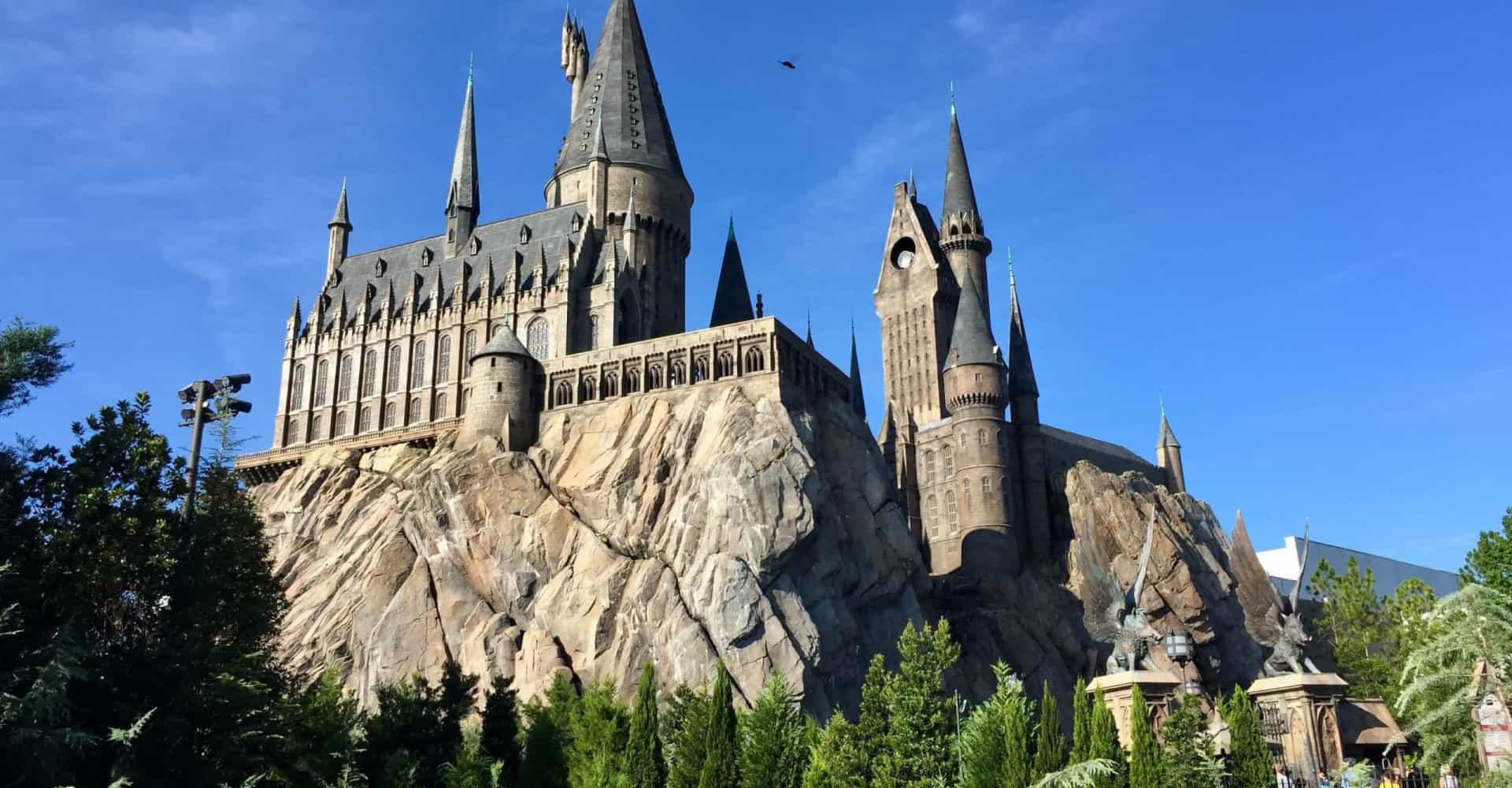 You can go to a real-life Hogwarts School of Witchcraft and