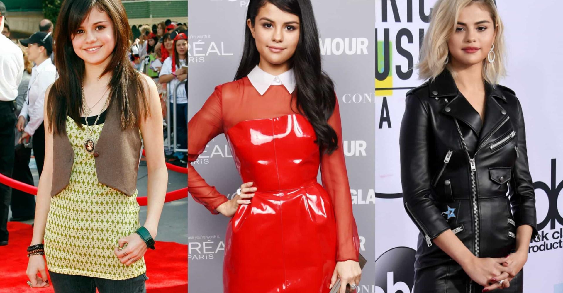 Selena Gomezin monet lookit