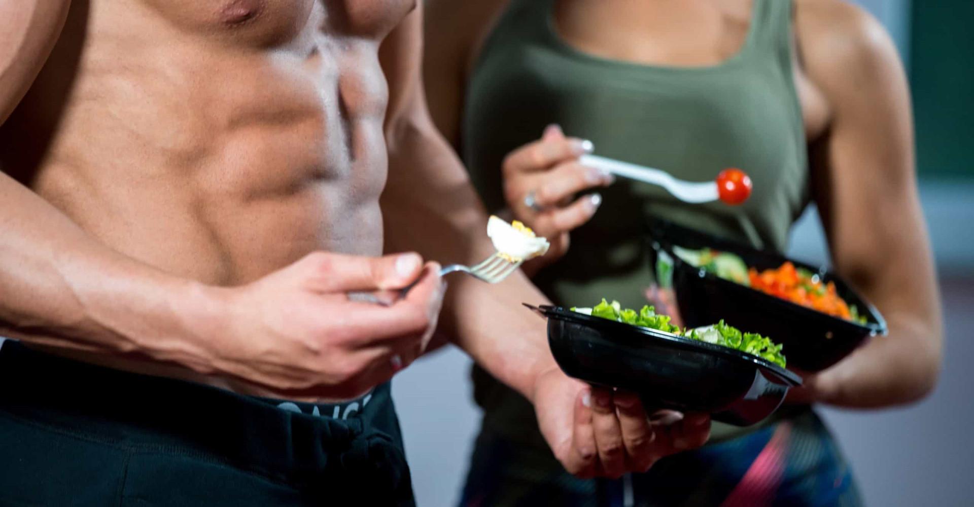 Choisir les bons aliments avant et après le sport
