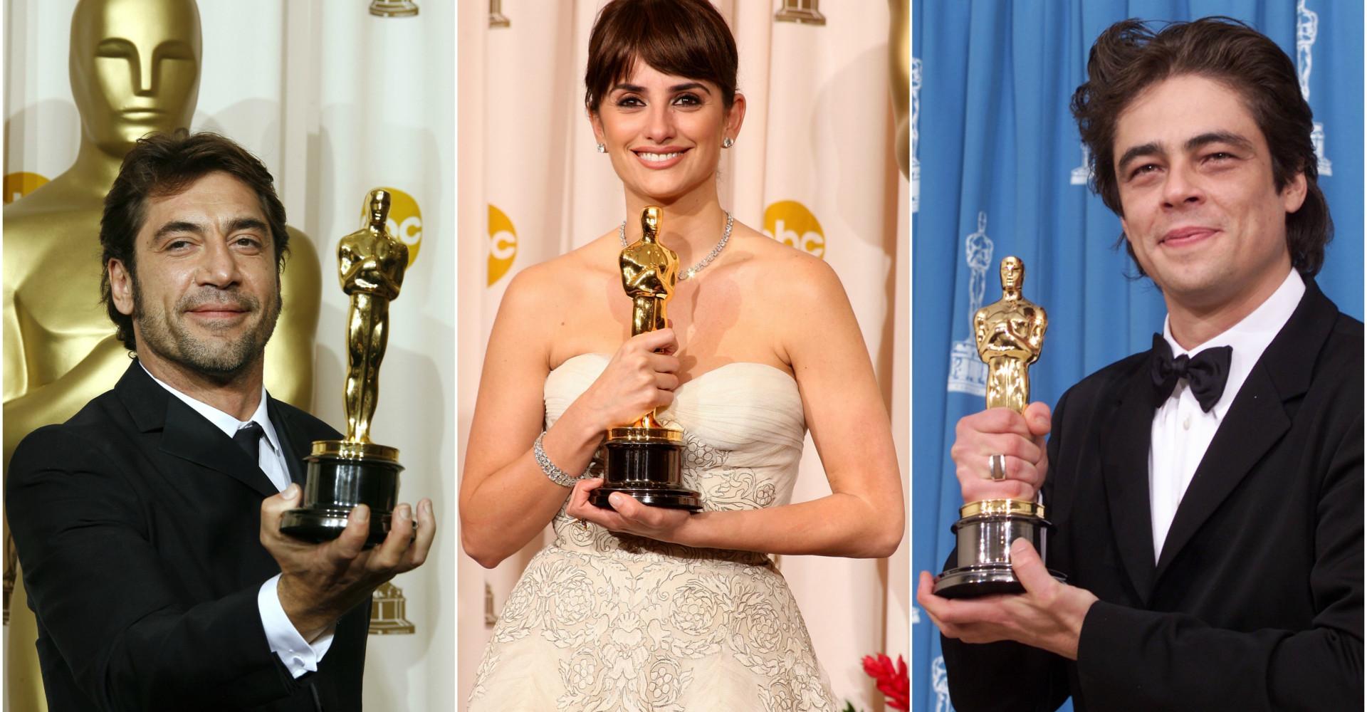 ¡Estos hispanos se han llevado el Óscar!