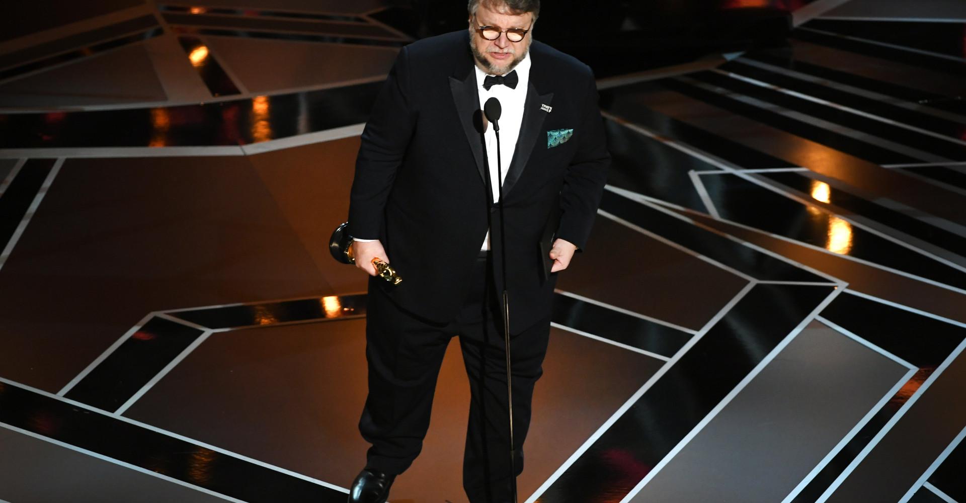 30 razones por las que Guillermo del Toro ganó el Óscar