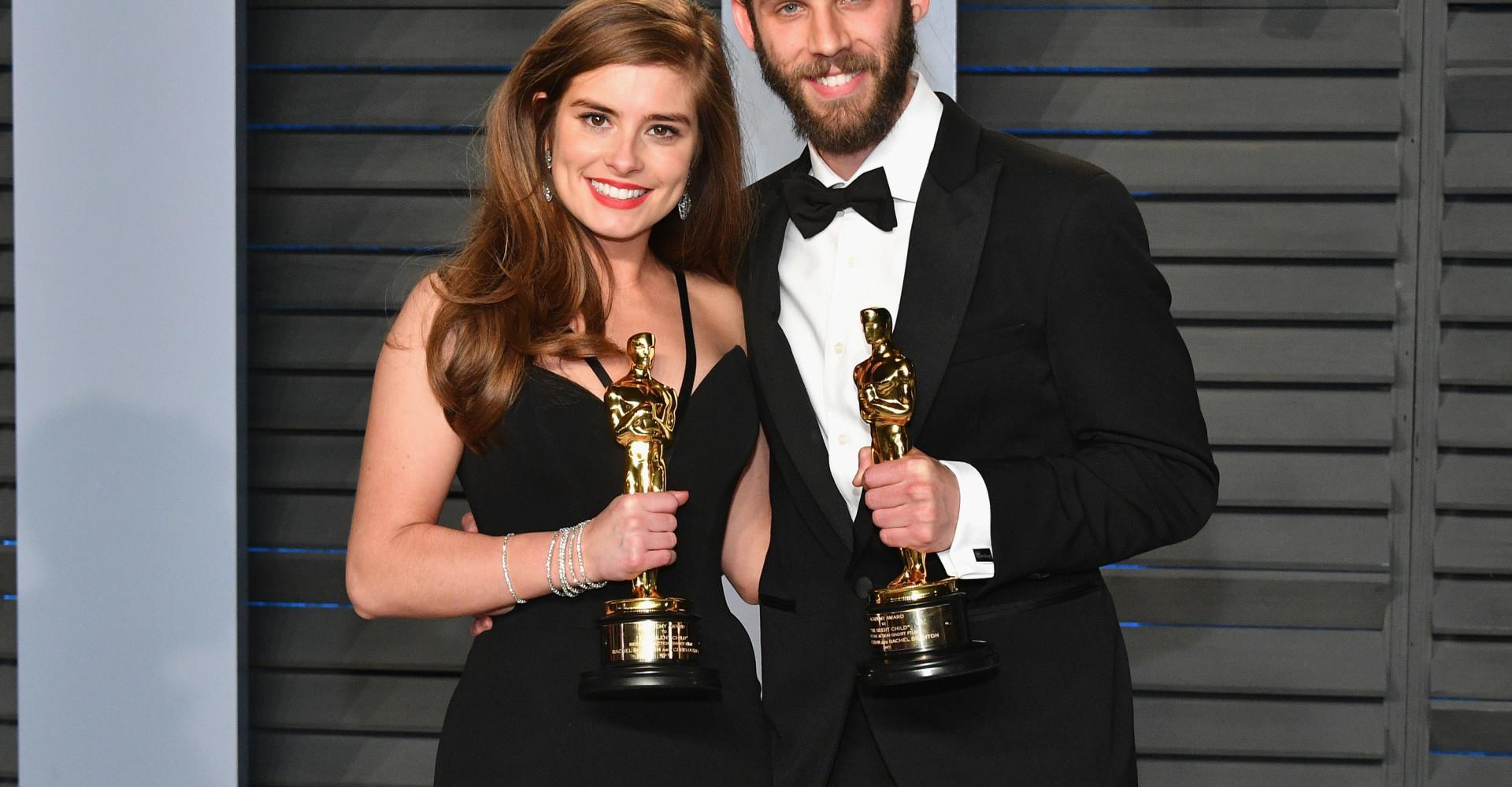How 'Hollyoaks' stars took home an Oscar