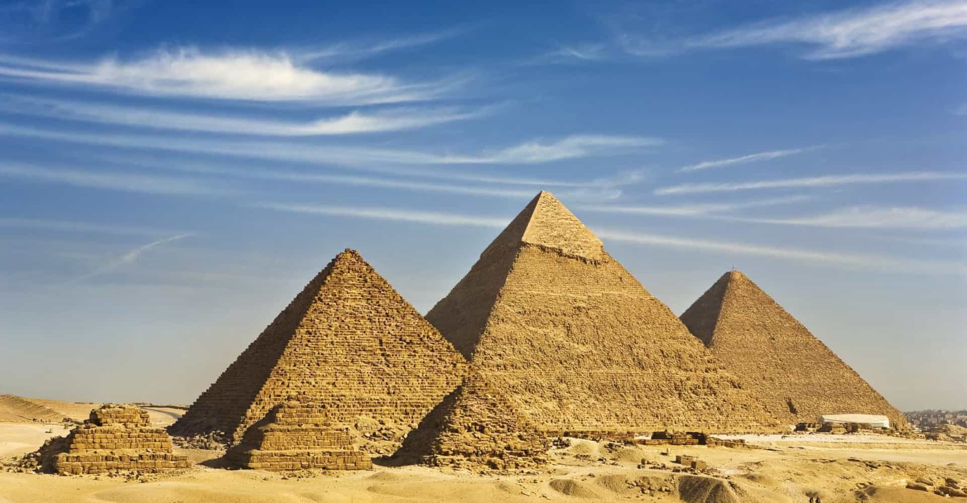 The Pyramids of Giza: everything you need to know