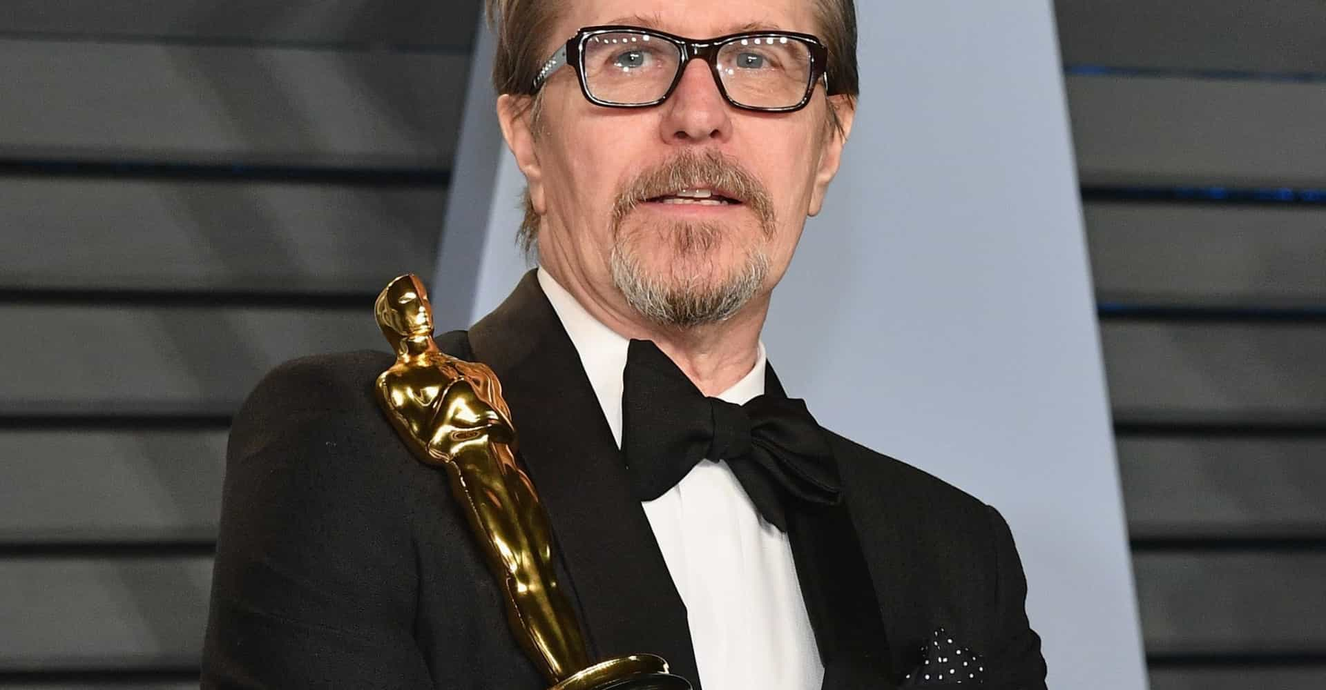 Why Gary Oldman almost turned down his Oscar-winning Churchill role