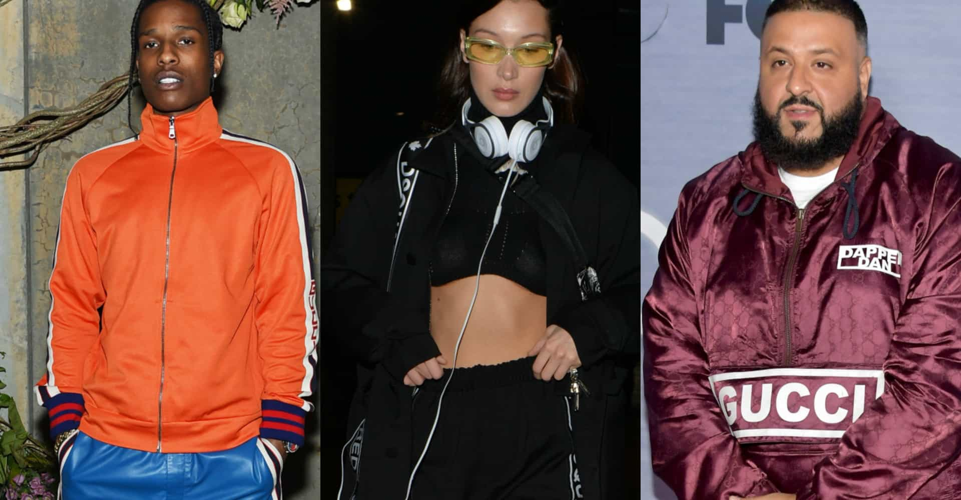 The celebrities making tracksuits fashionable