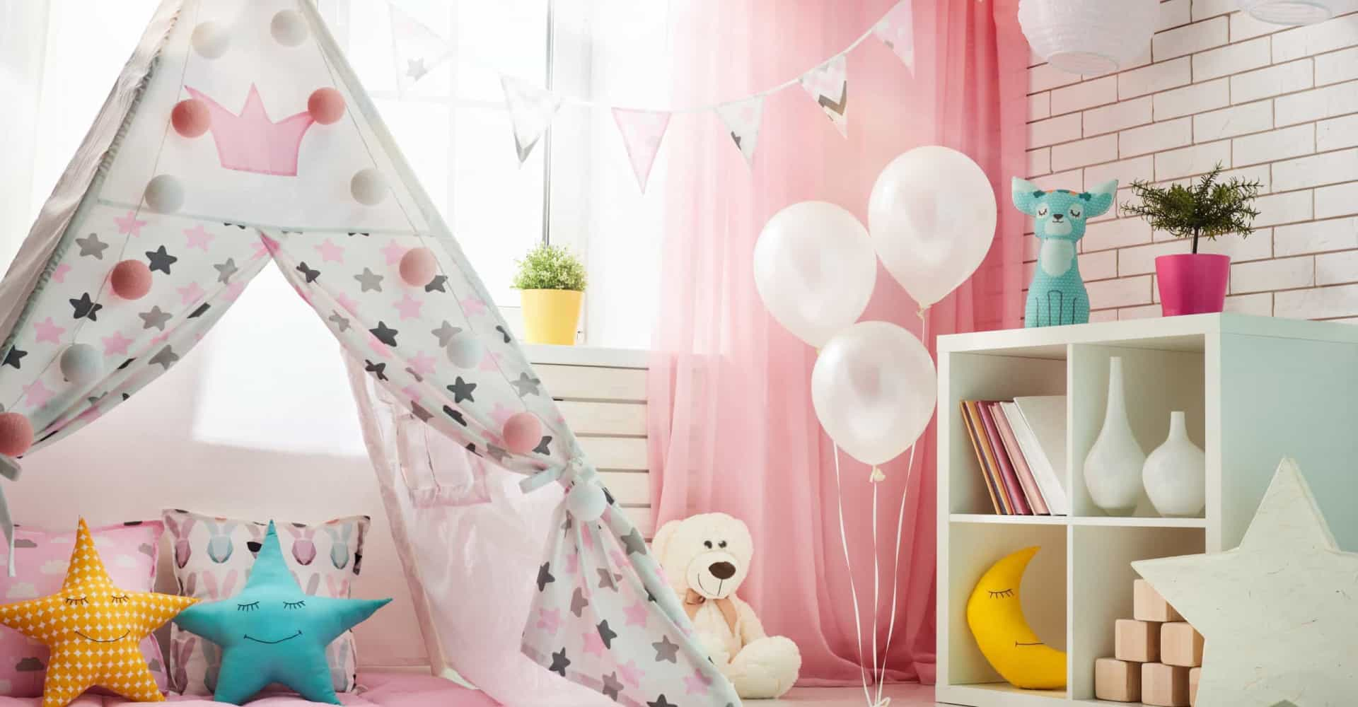 Fun ways to liven up your kid's room!