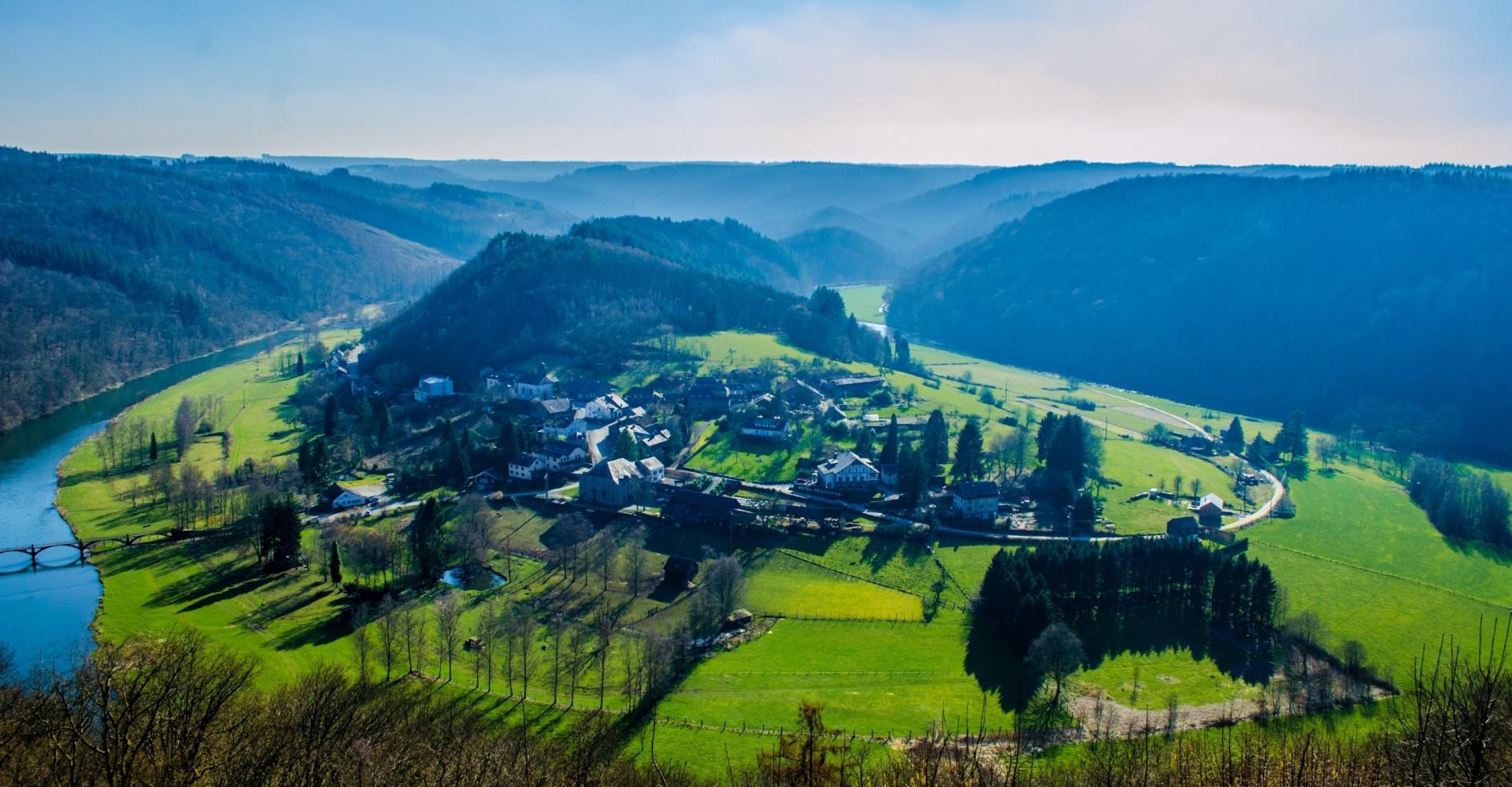 De mooiste landschappen van de Ardennen