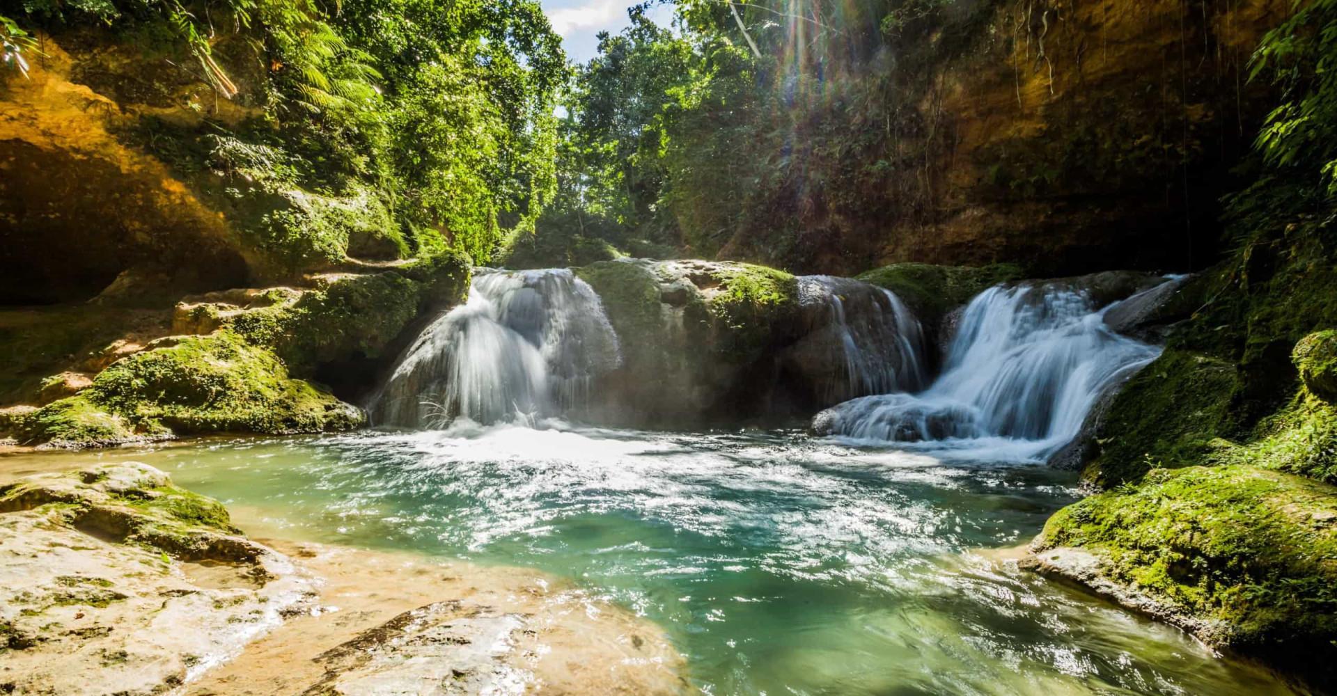 Take a dip in America's best natural pools