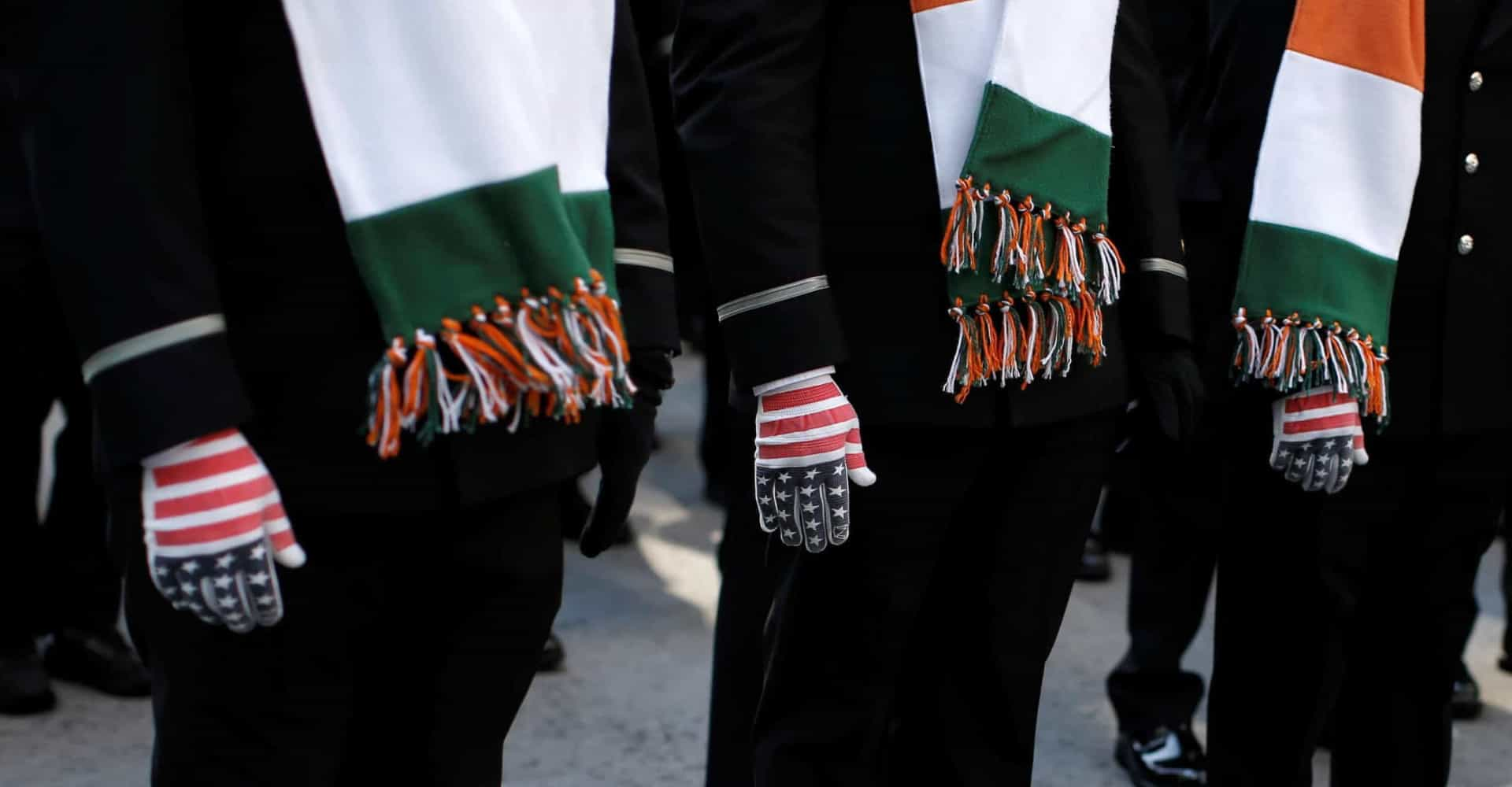 The remarkable impact of Irish-American culture on the USA