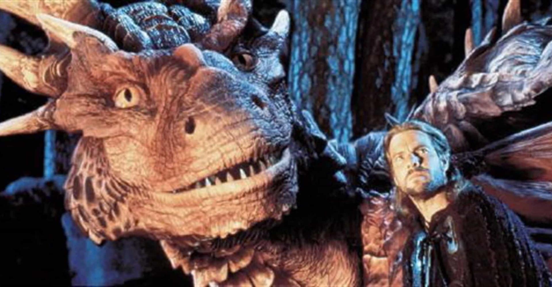 Los dragones más famosos del cine y la televisión