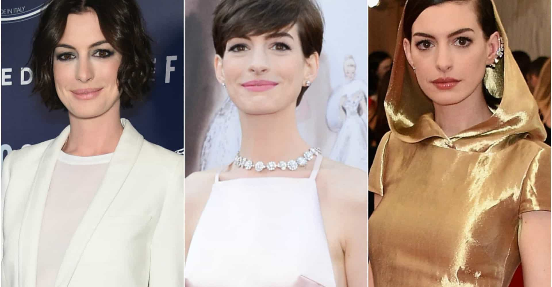 The unmistakable style of Anne Hathaway