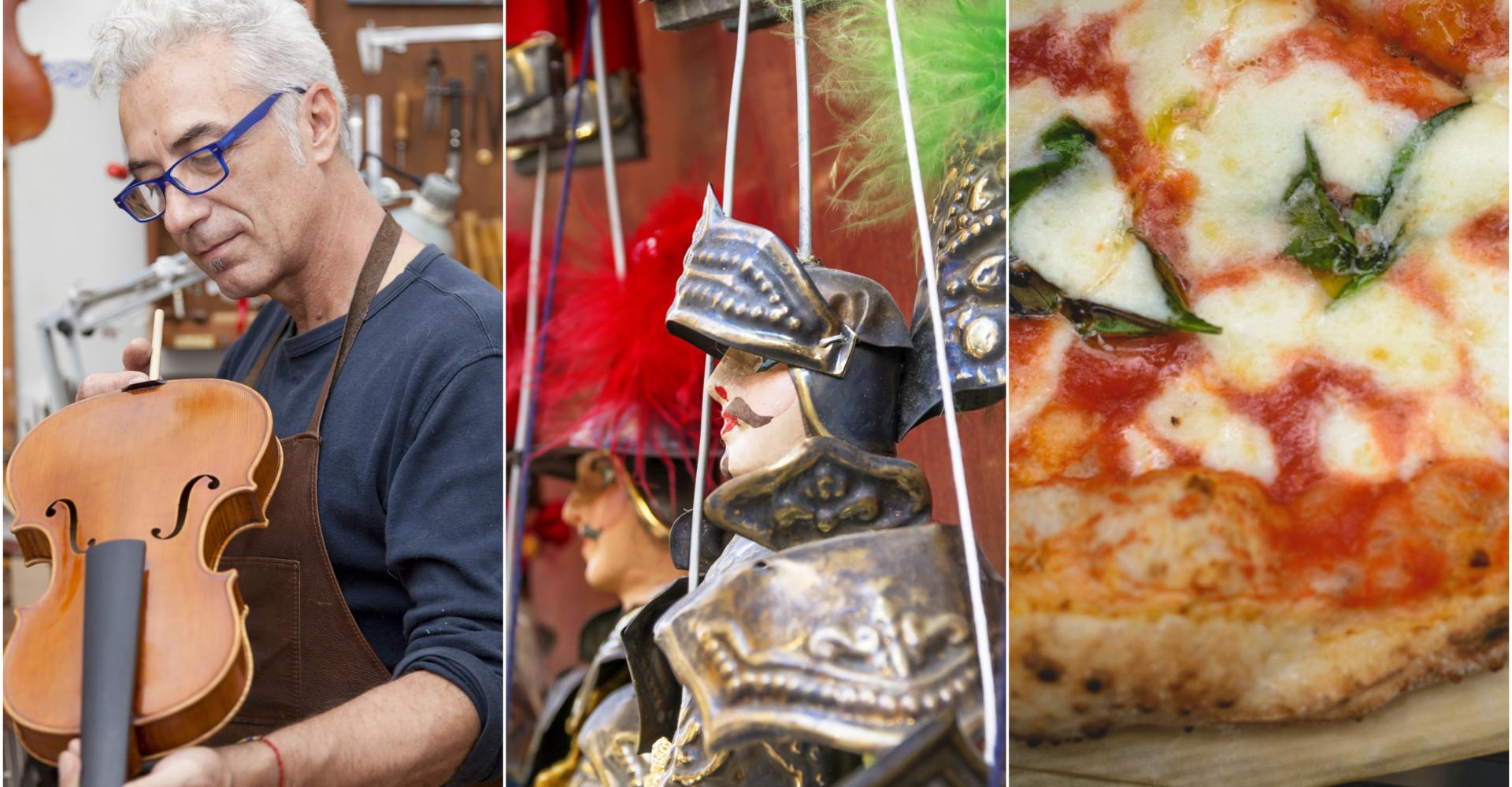 La tradizione italiana diventa patrimonio dell'umanità
