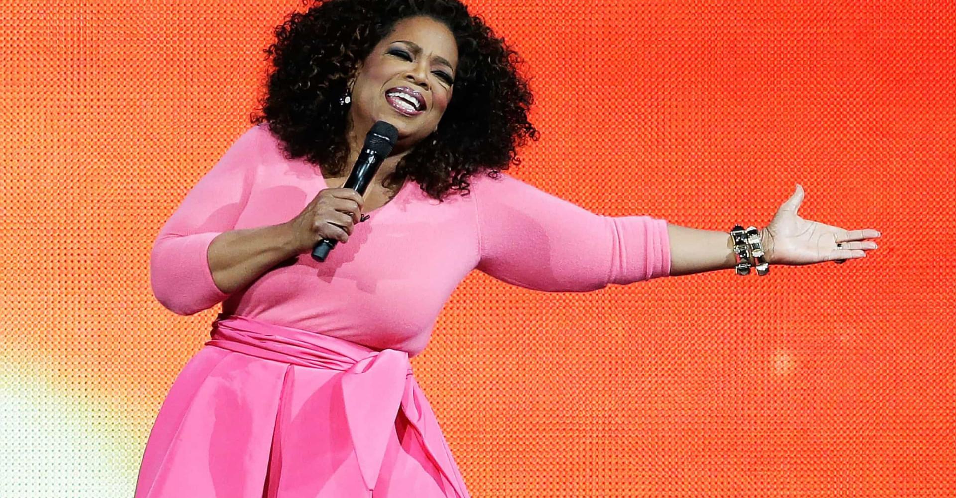 Oprah Winfreyn virheetön tyyli