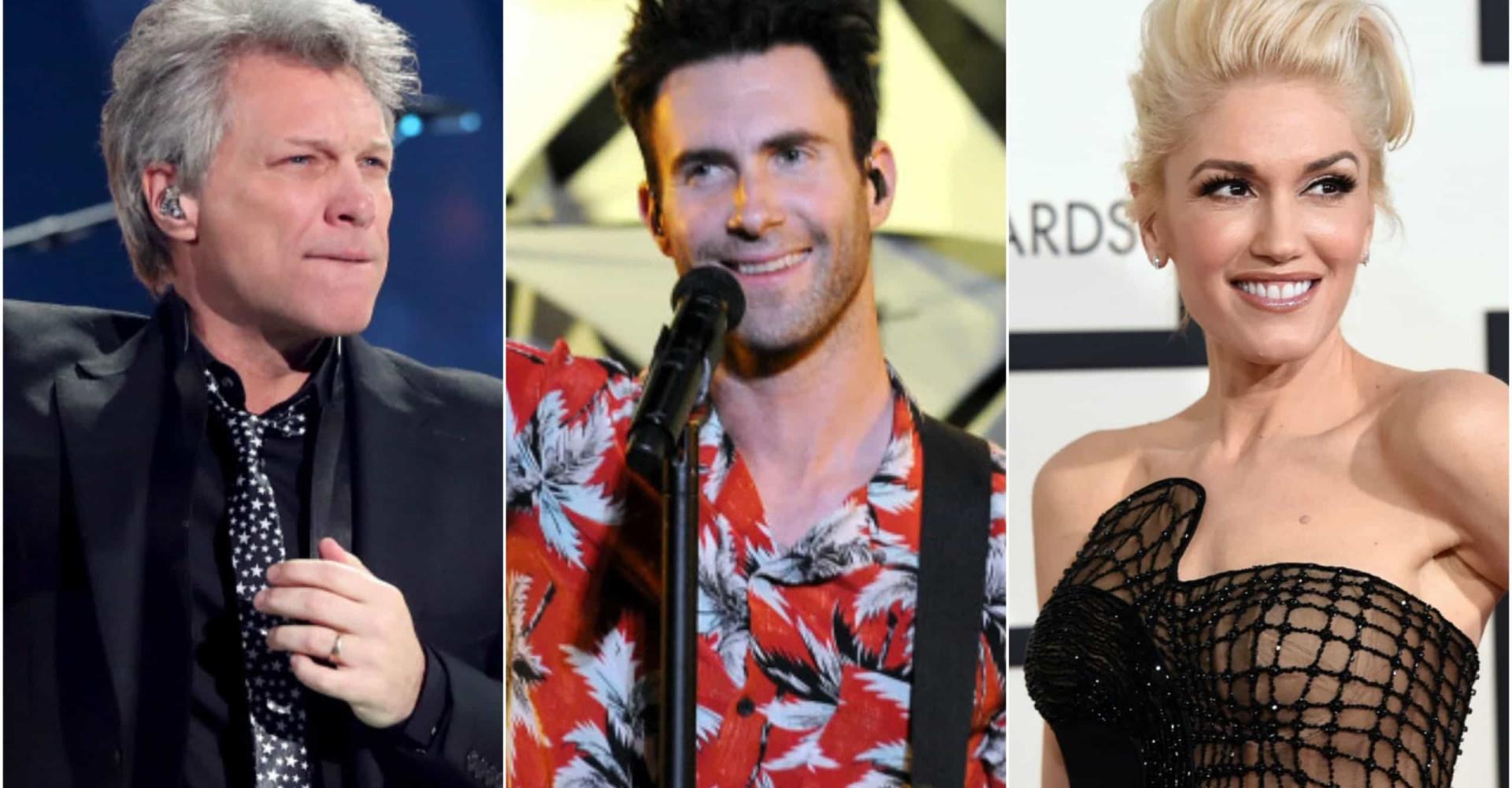 Artistas de rock que mudaram para pop