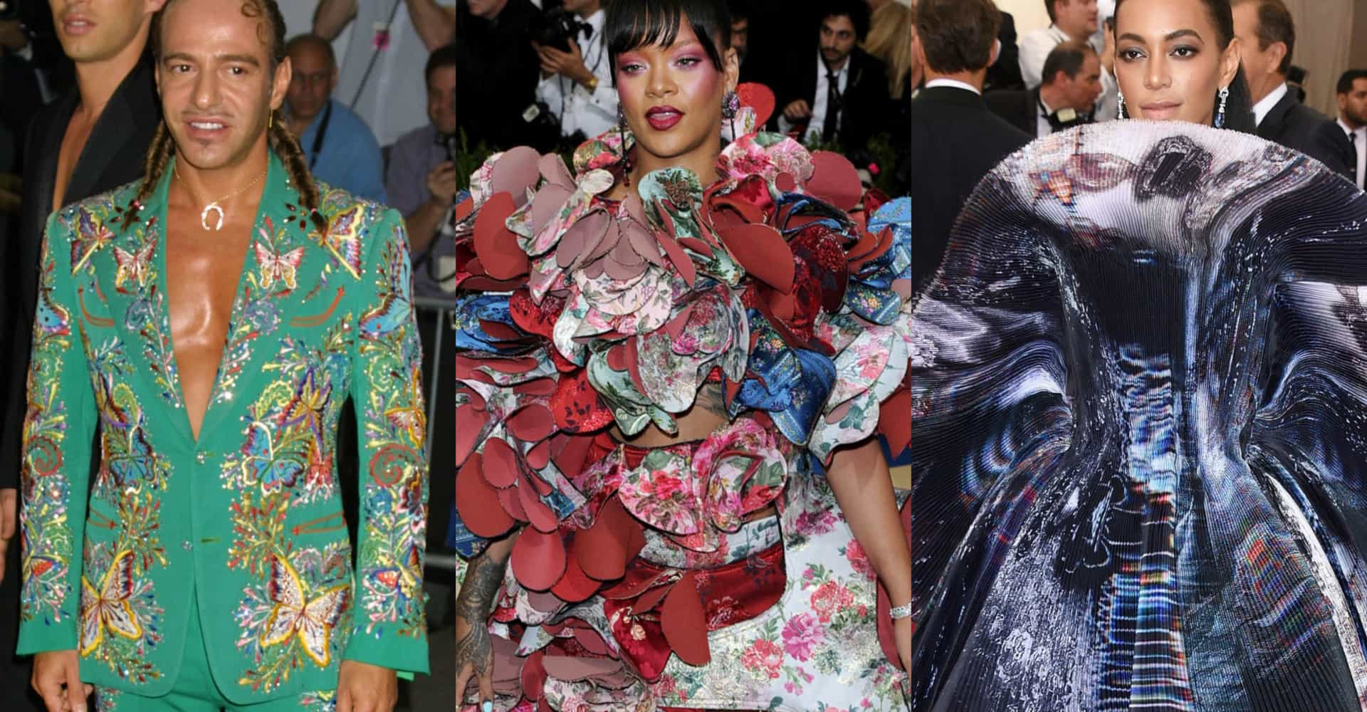 The all-time weirdest outfits of the Met Gala