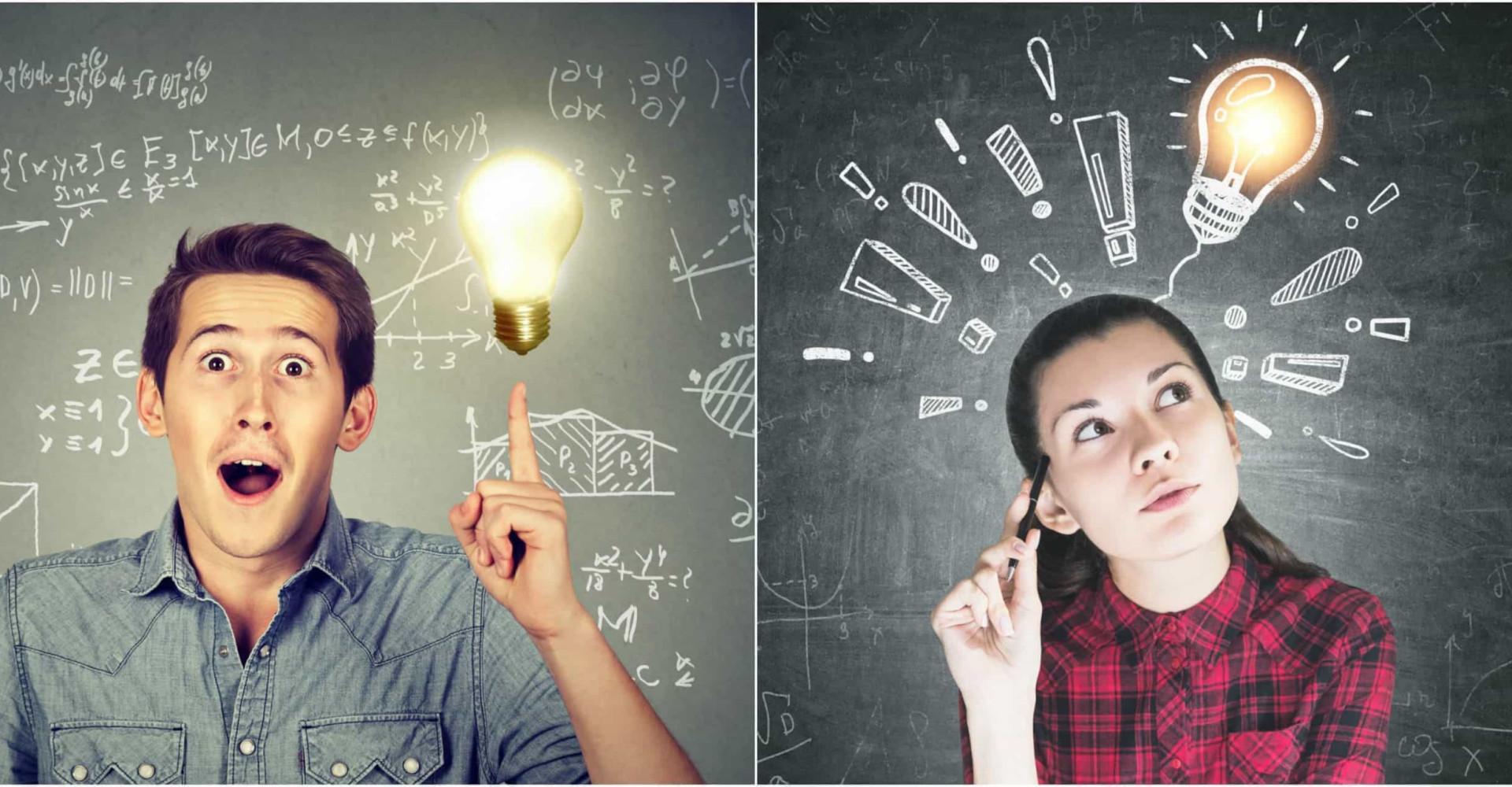 Hur man tränar hjärnan för att bli mer kreativ