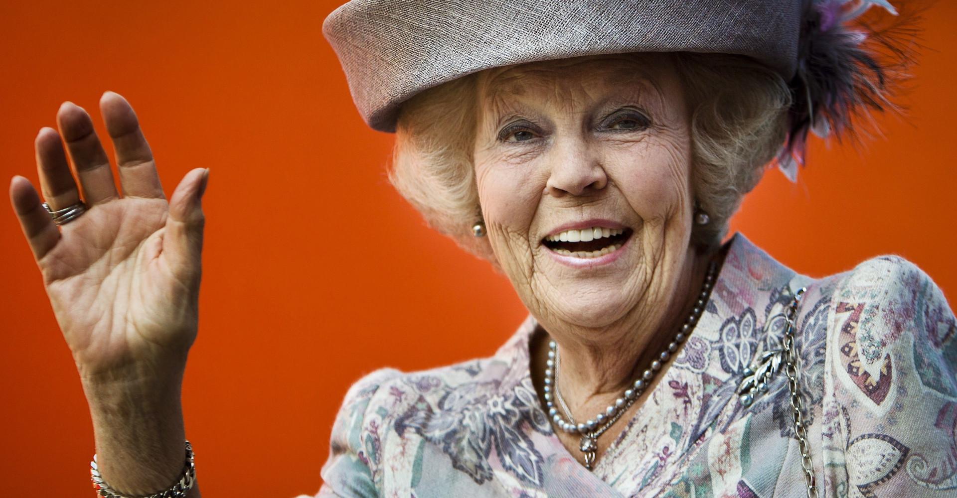 Dit doet prinses Beatrix sinds ze geen koningin meer is