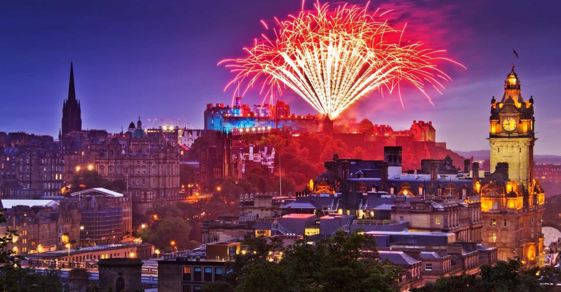 Edinburgh: Storbritanniens mest attraktive by