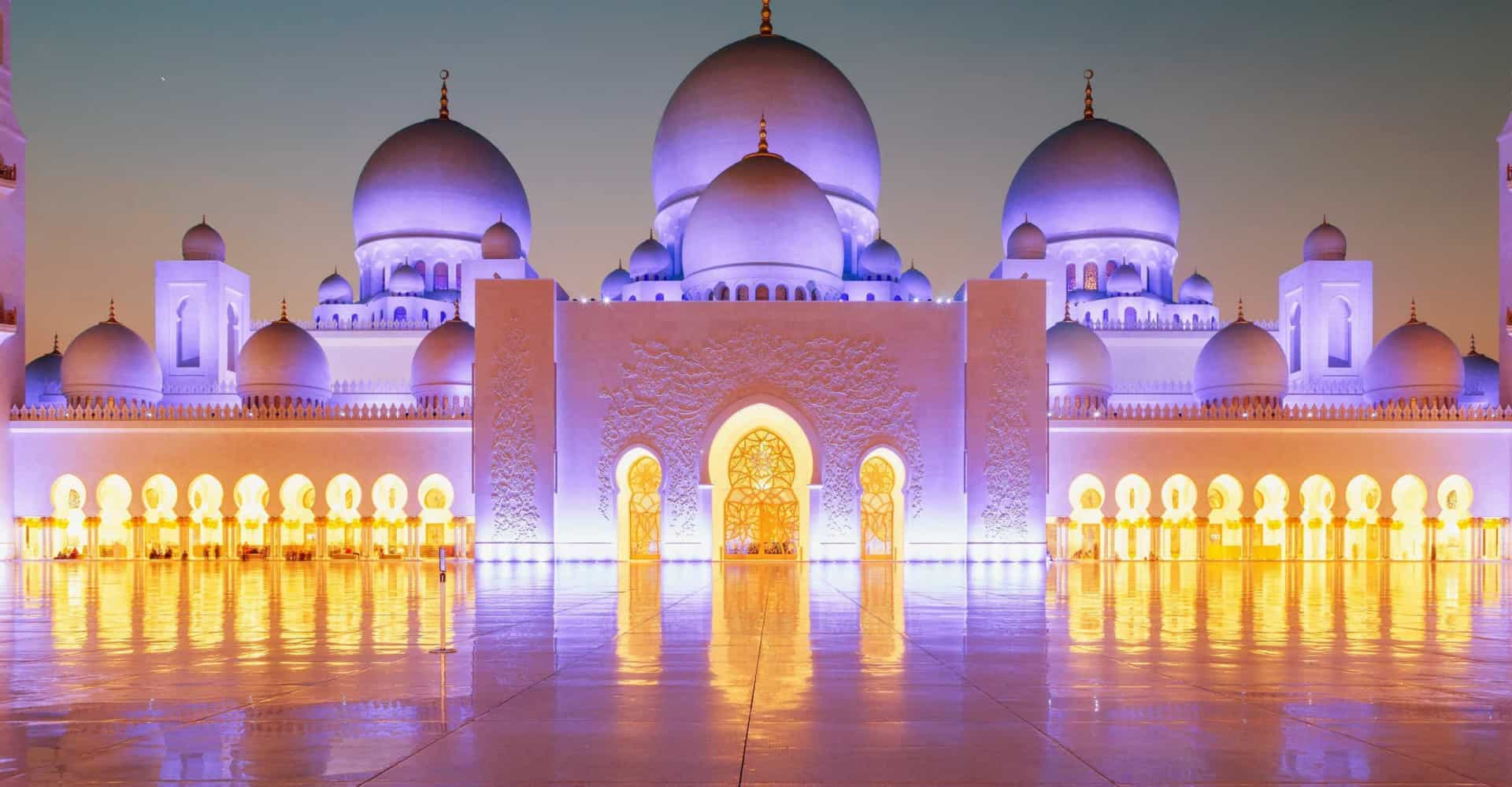 The world's largest mosques