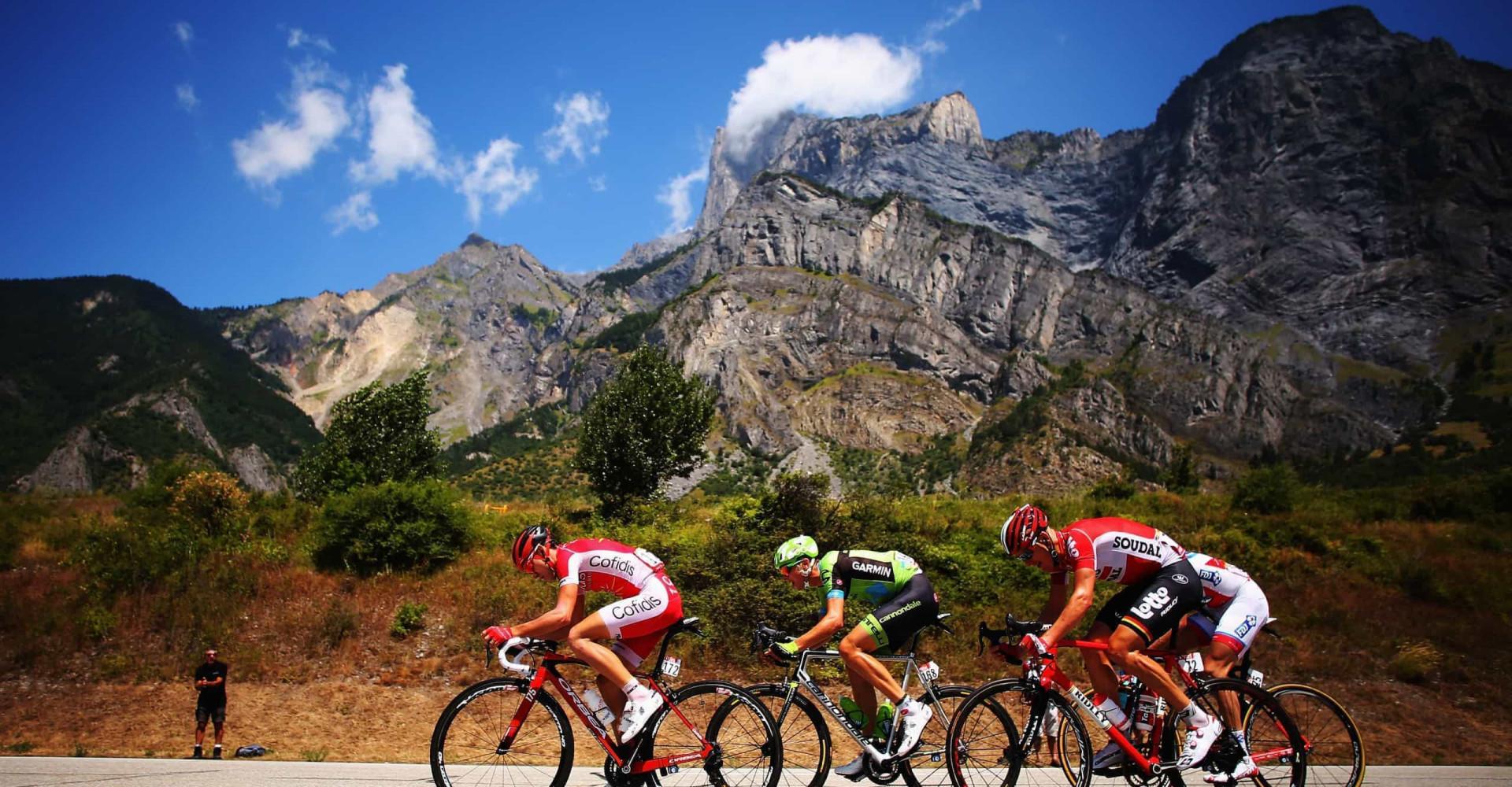 Tour de France: ses étapes les plus mythiques