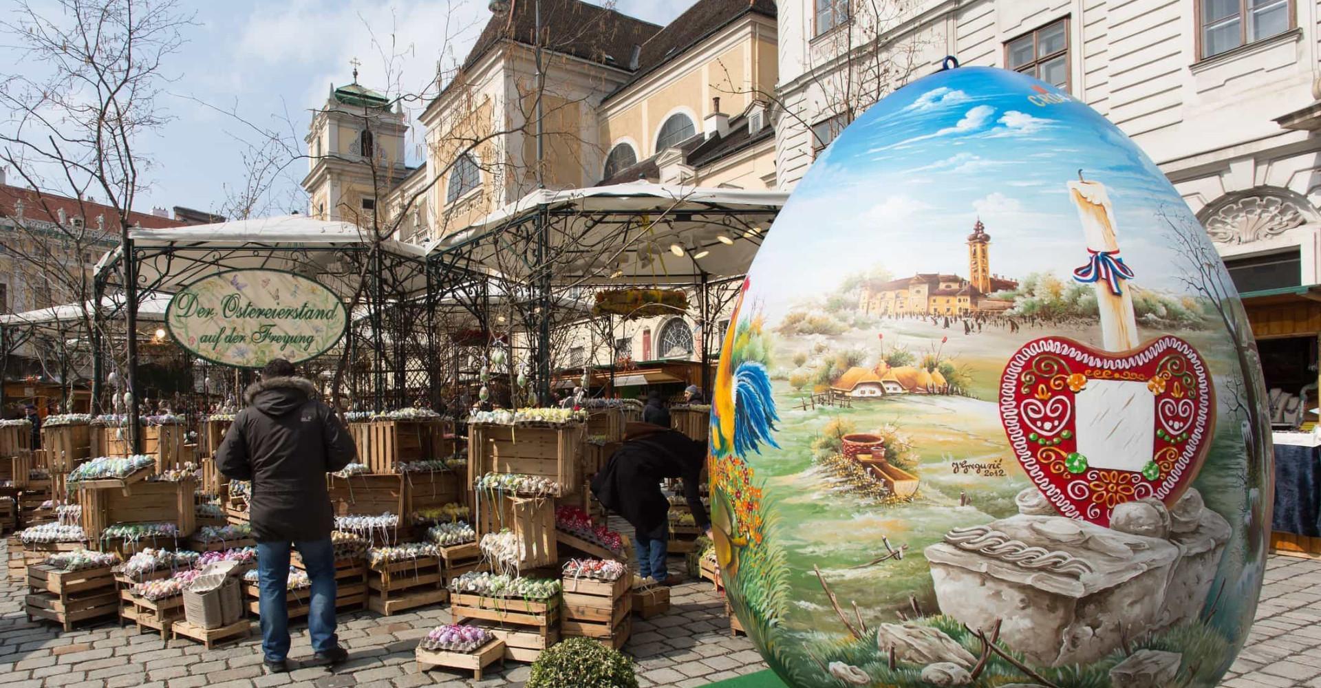 Estos son los mejores destinos europeos para pasar la Pascua