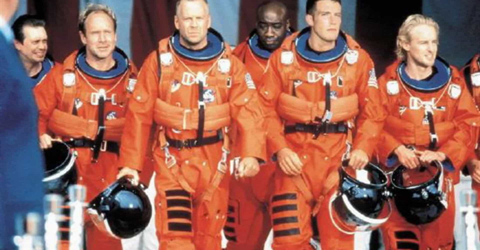 20 years after Armageddon, what are the cast up to now?