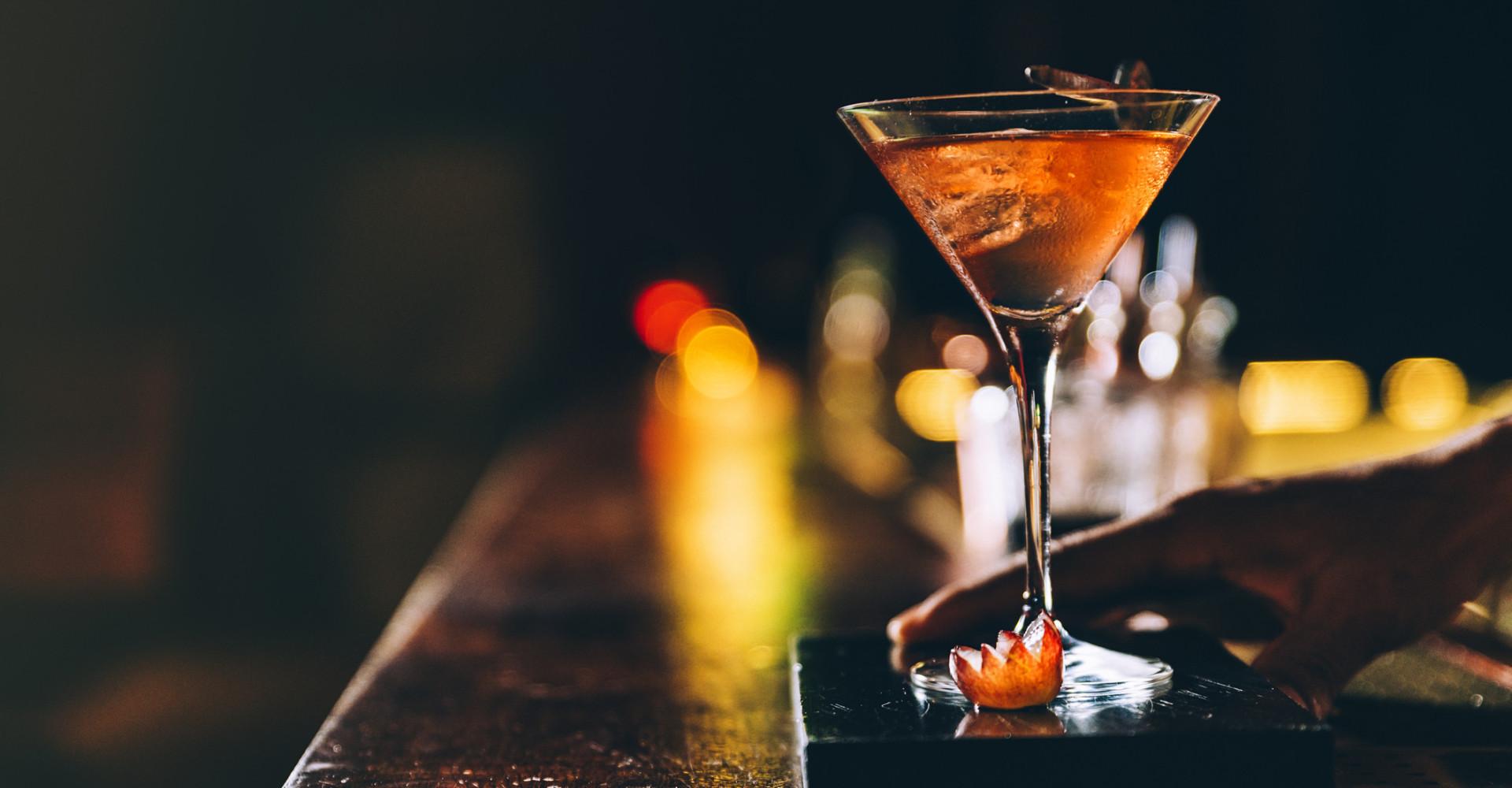 Deze bar mixt cocktails met geluid