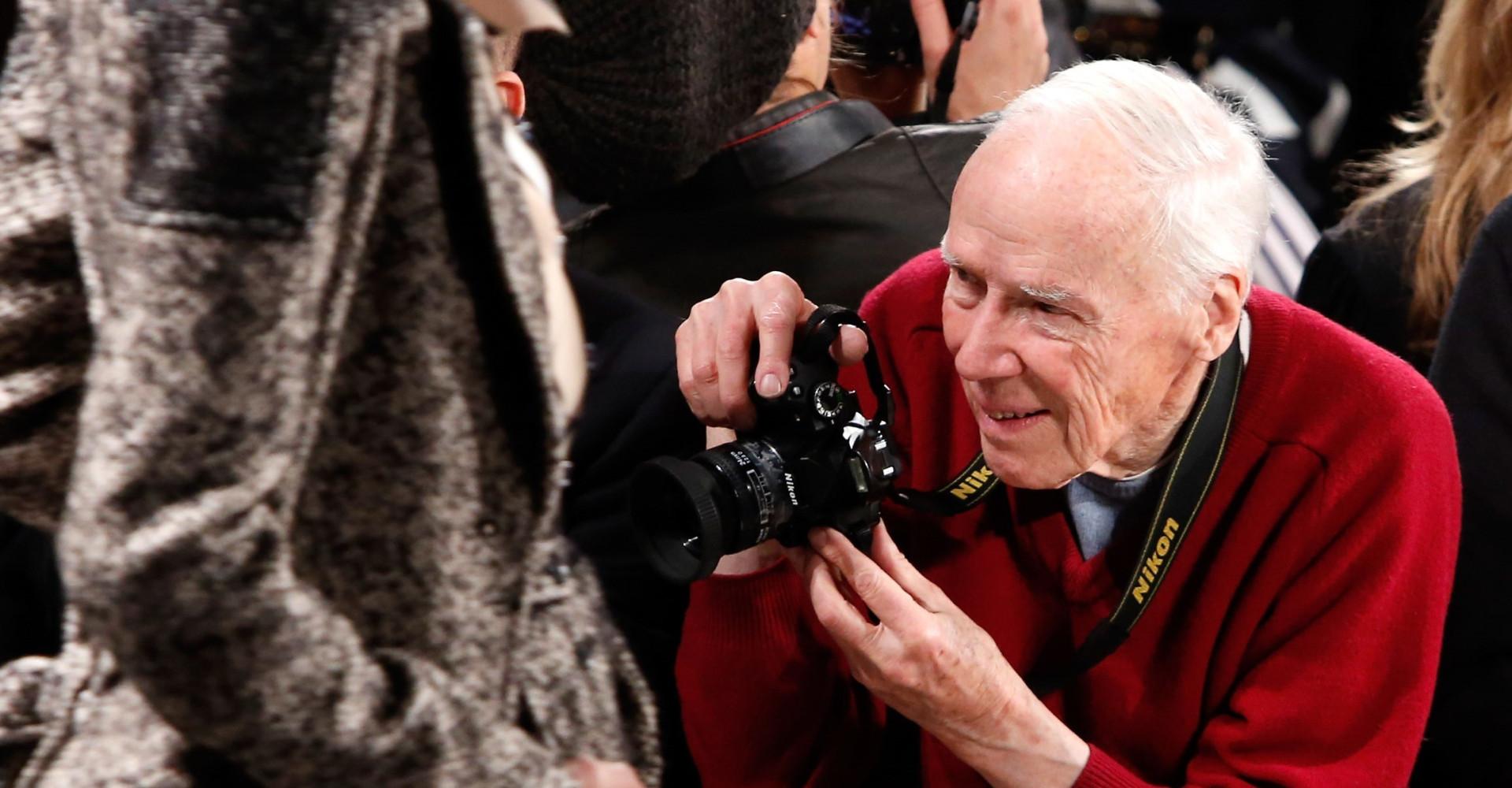 Behind the lens: Veteran fashion photographer Bill Cunningham wrote a secret memoir