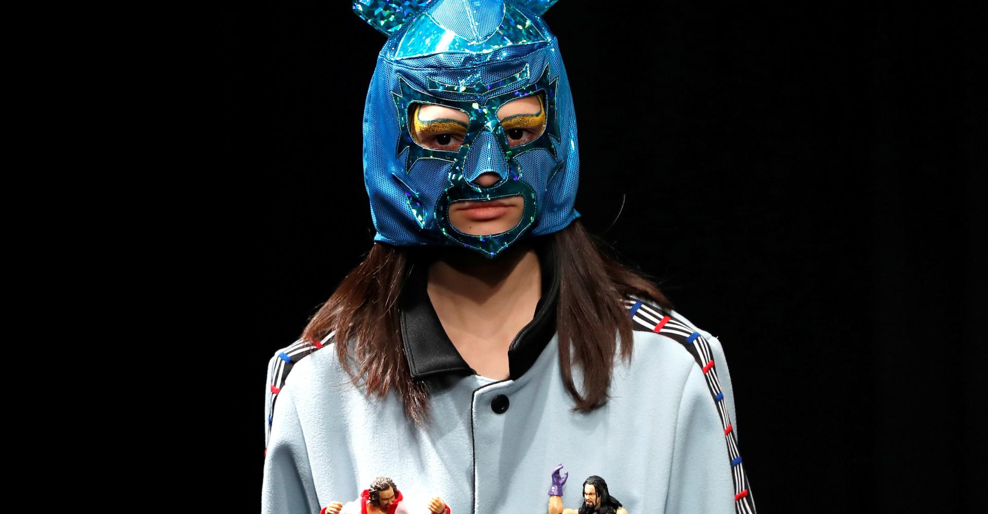 Tokyo's extravagant Fashion Week