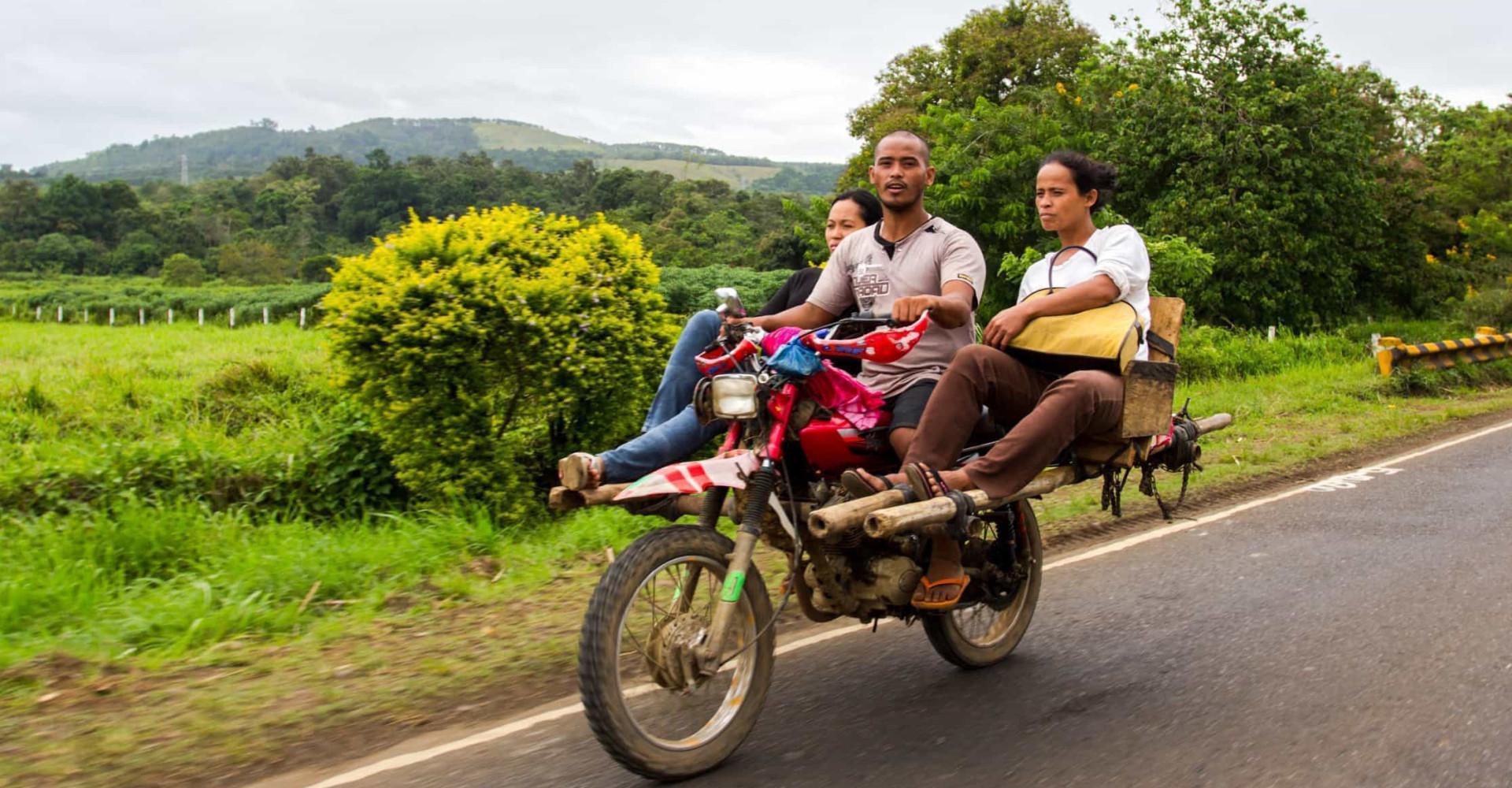Estes são os meios de transporte mais originais do mundo