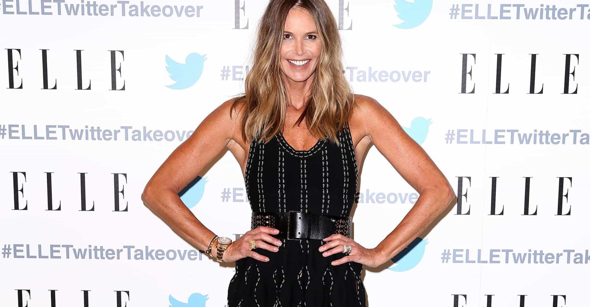 Elle Macpherson: Verdens foretrukne australske supermodel