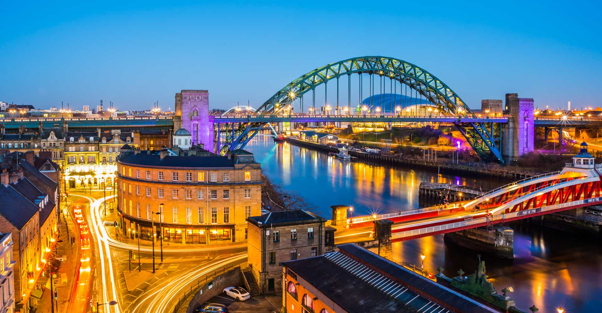 This is why Newcastle is the 'best city to visit in 2018'