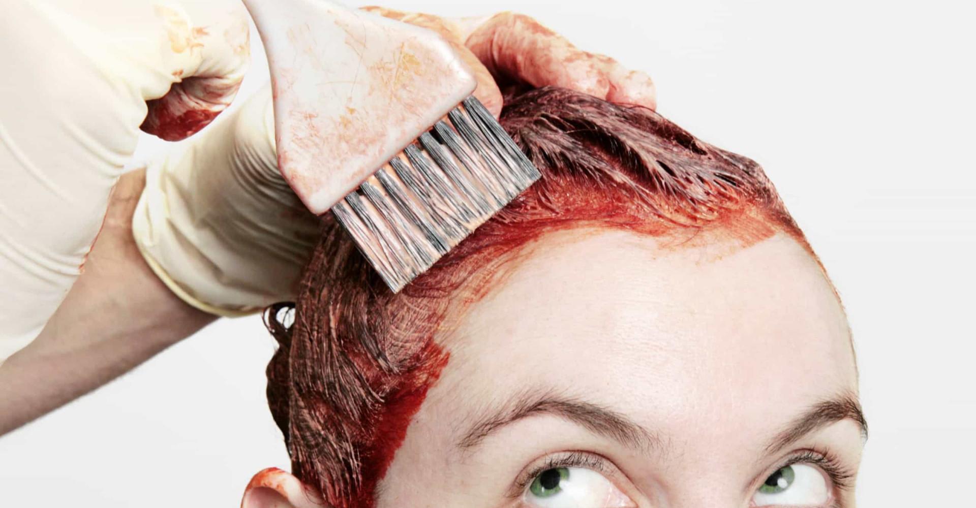 De nieuwste haartrend haalt inspiratie uit fruitsap
