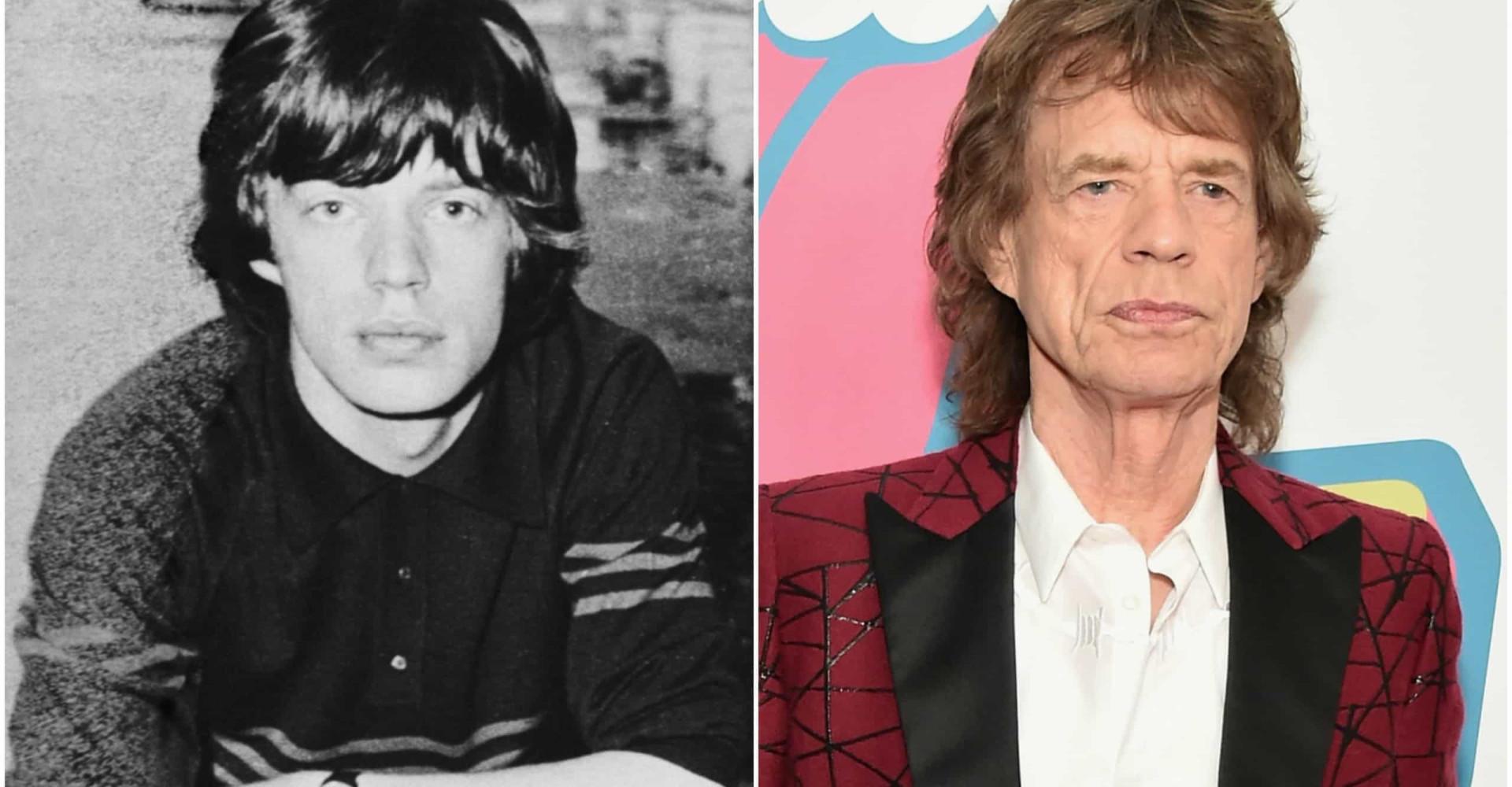 Rock of ages: De största rockstjärnorna genom tiderna, då och nu