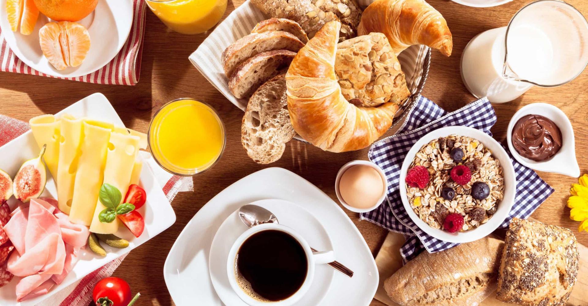Faites un tour du monde des petits-déjeuners!