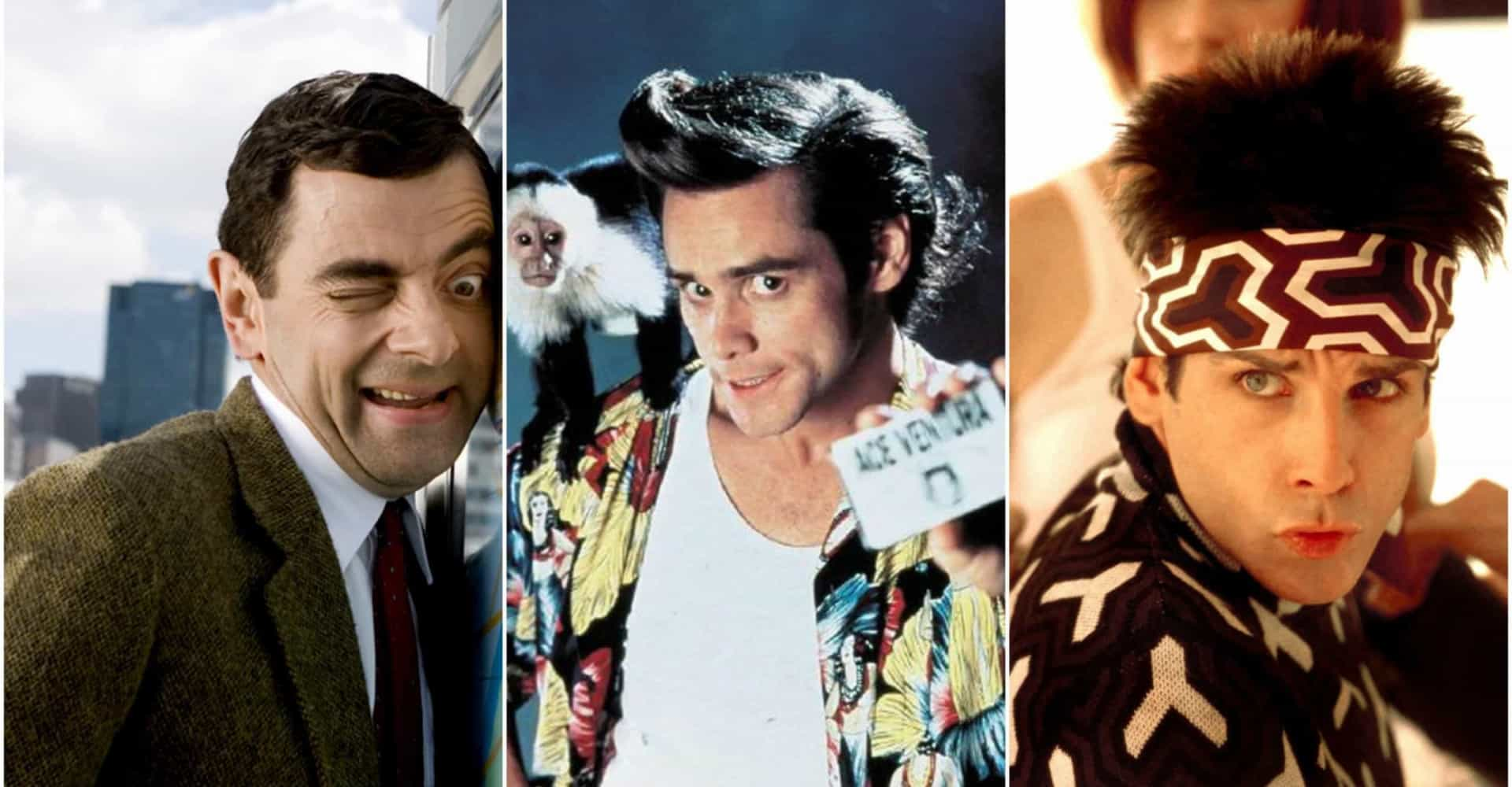 The craziest, funniest movie characters of all time